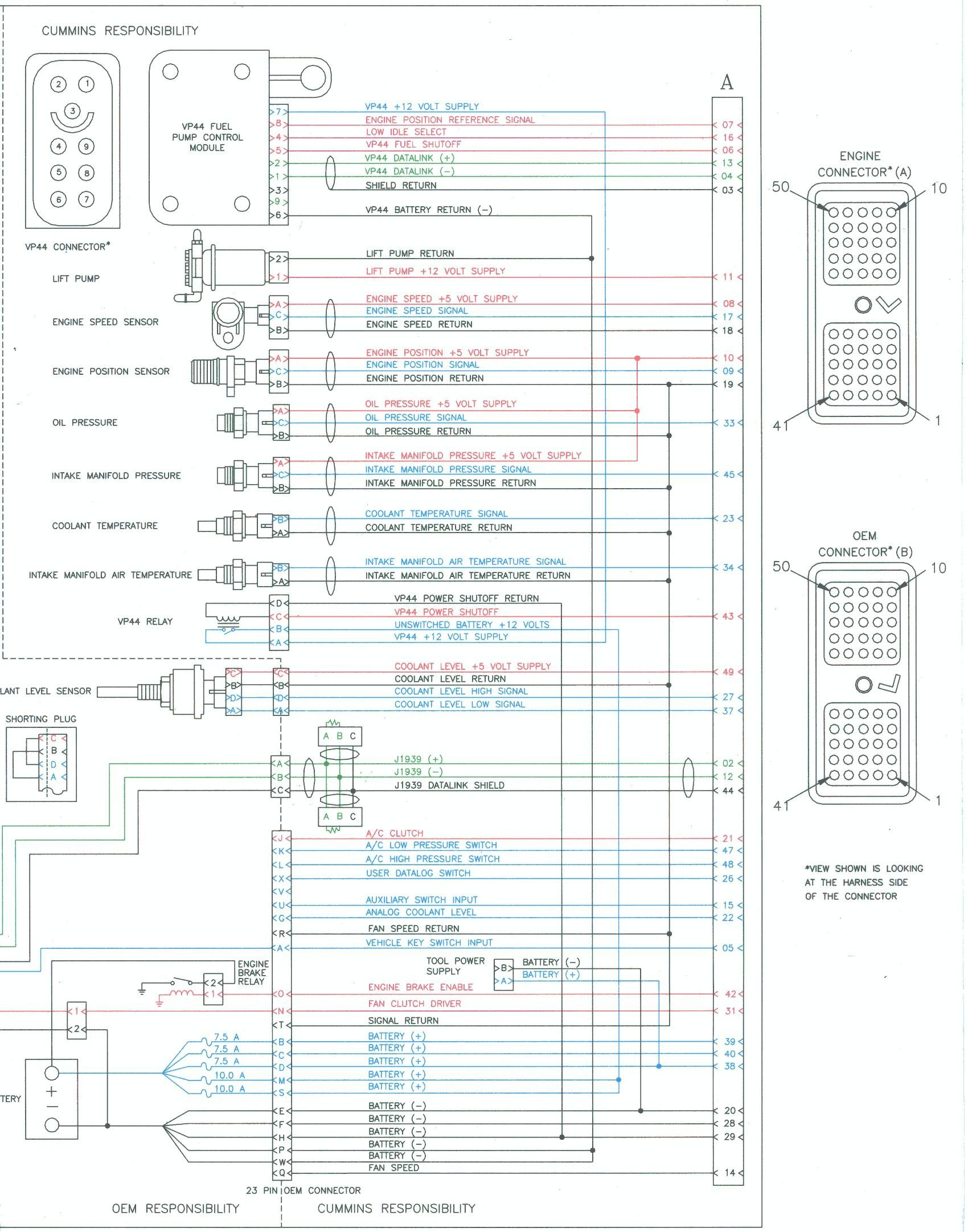WRG-9159] N14 Ecm Wiring Diagram Free Picture Schematic on