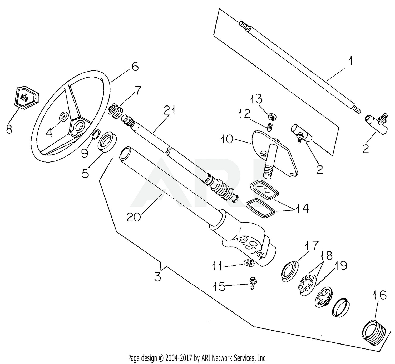 Diagram Of Car Parts Exterior Cub Cadet Parts Diagrams Cub Cadet 1100 U Mechanical Steering Of Diagram Of Car Parts Exterior