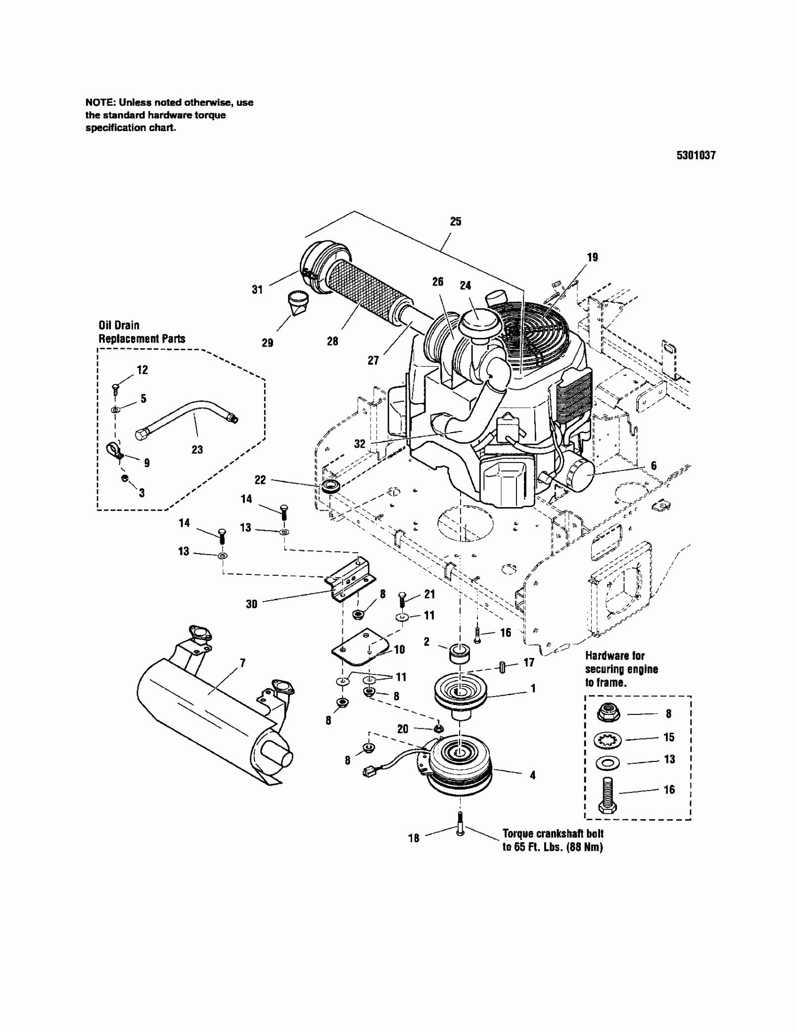 Dixie Chopper Engine to Deck Belt Diagram Dixie Chopper