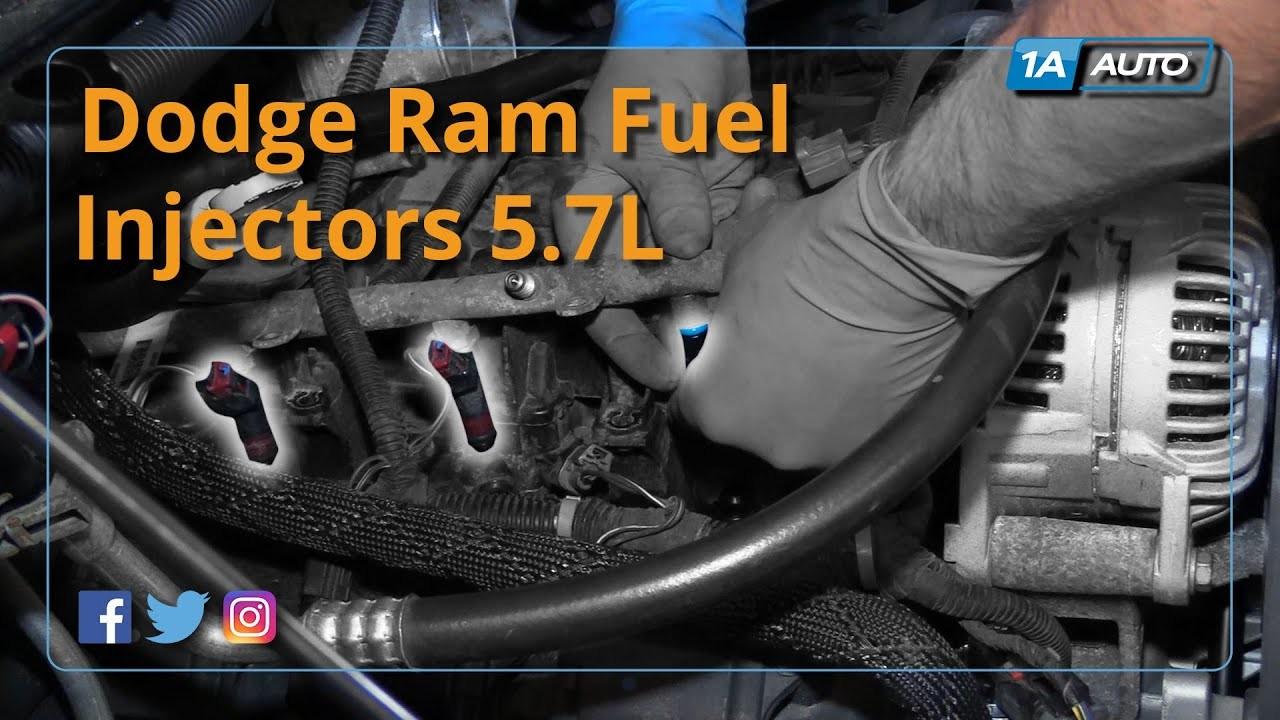 Dodge Hemi 5 7 Engine Diagram How to Install Replace Fuel Injectors 2004 08 Dodge Ram 5 7l Buy Of Dodge Hemi 5 7 Engine Diagram