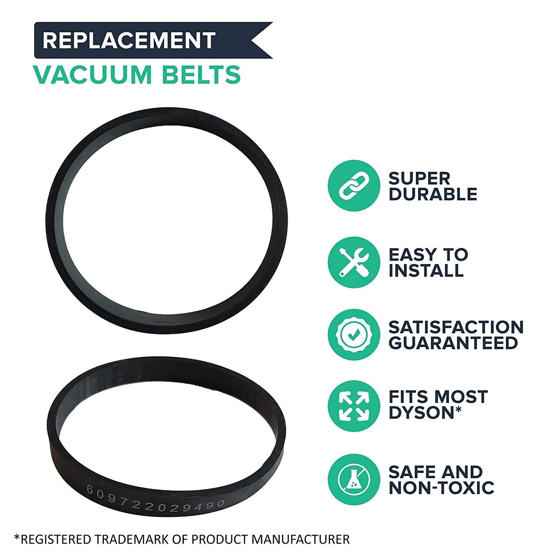 Dyson Vacuum Parts Diagram Amazon Think Crucial Replacement for Dyson Dc04 Dc07 & Dc 14 Of Dyson Vacuum Parts Diagram