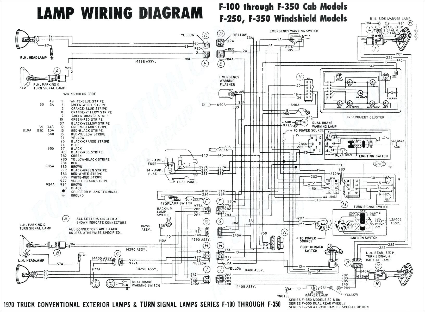 f150 tail light wiring diagram
