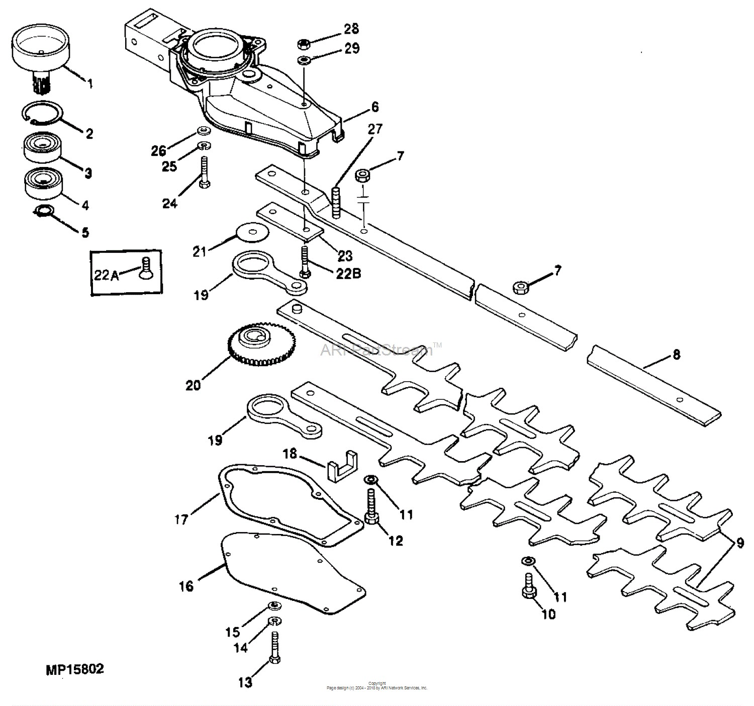 Flywheel Clutch Diagram John Deere Parts Diagrams John Deere 162 Hedge Trimmer Pc2119 Of Flywheel Clutch Diagram
