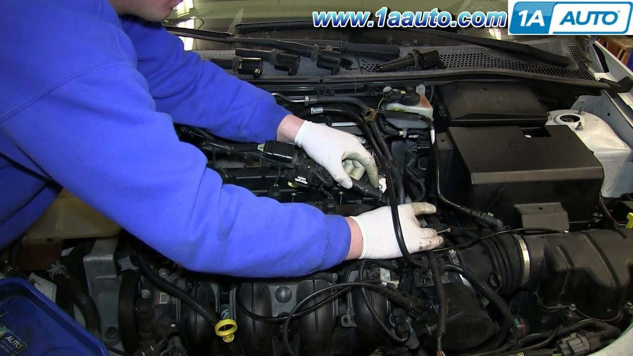 Ford Focus 1 6 Tdci Engine Diagram How to Install Replace Fix Leaking Oil Valve Cover Gasket ford Focus Of Ford Focus 1 6 Tdci Engine Diagram