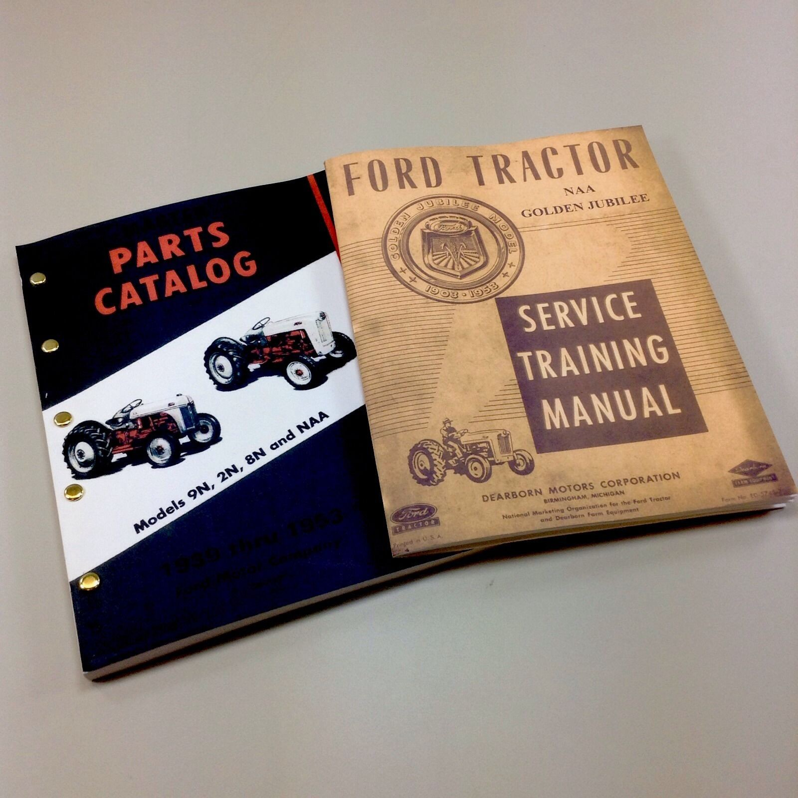 Ford Tractor Parts Diagram Lot ford Naa Golden Jubilee Tractor Service & Parts Manuals Repair Of Ford Tractor Parts Diagram
