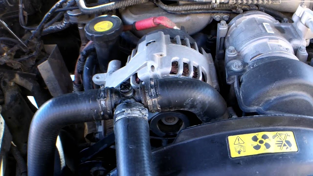 Freelander Engine Diagram How to Change Land Rover thermostat and Coolant Of Freelander Engine Diagram
