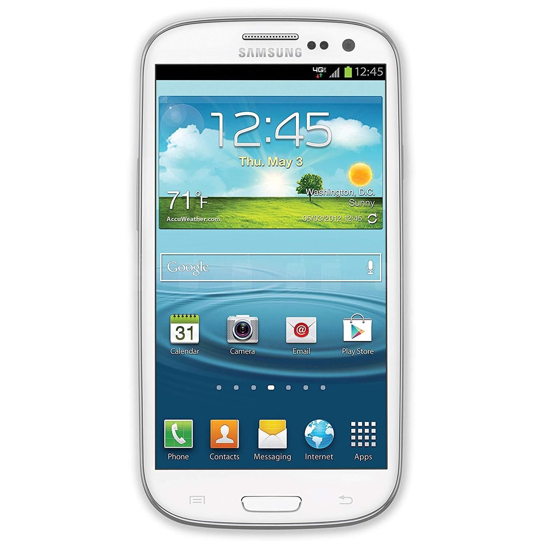 Galaxy S3 Parts Diagram Amazon Samsung Galaxy S3 Sch I535 Verizon Phone 16gb Marble Of Galaxy S3 Parts Diagram