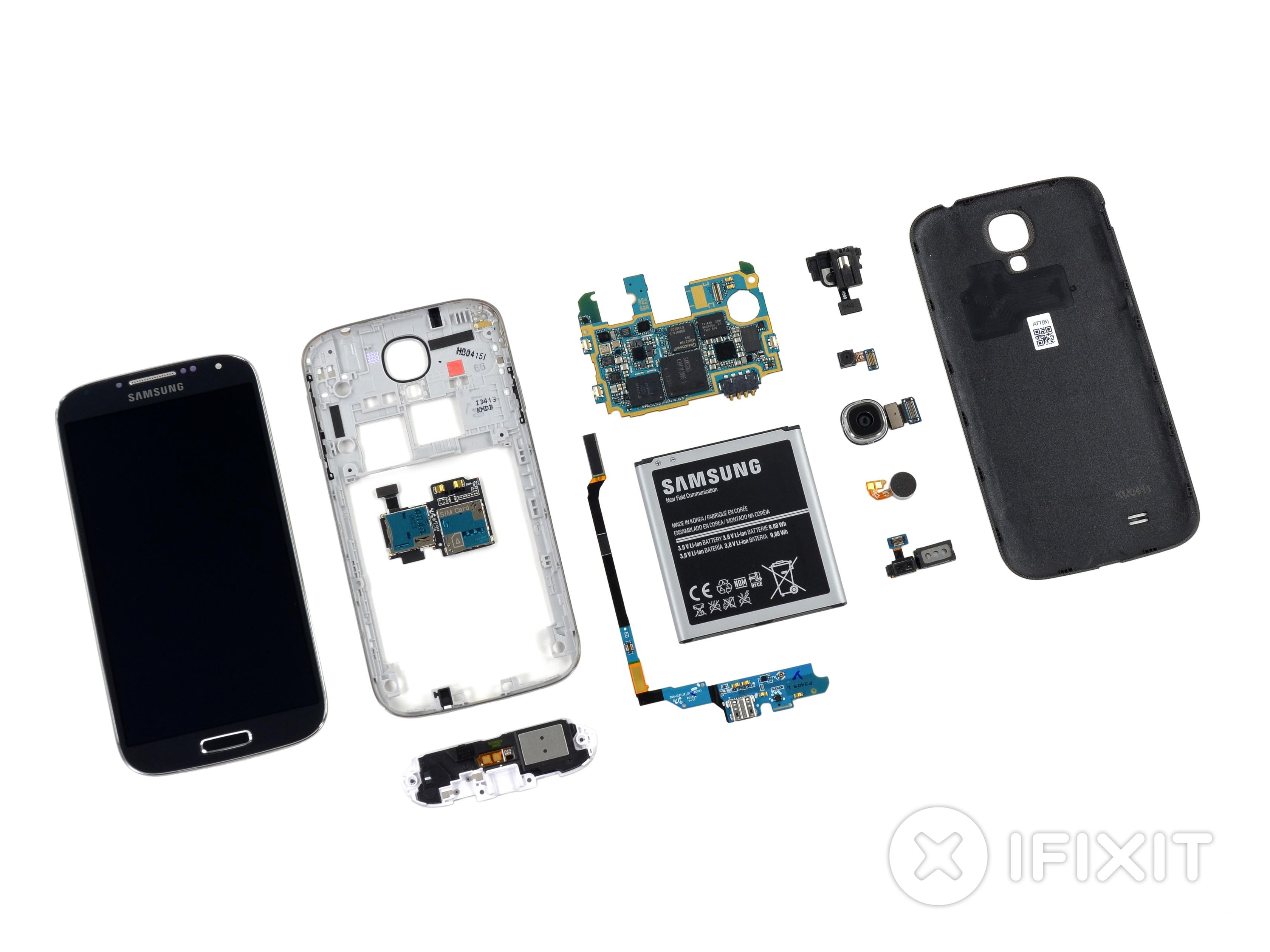 Galaxy S3 Parts Diagram Samsung Galaxy S4 Repair ifixit Of Galaxy S3 Parts Diagram