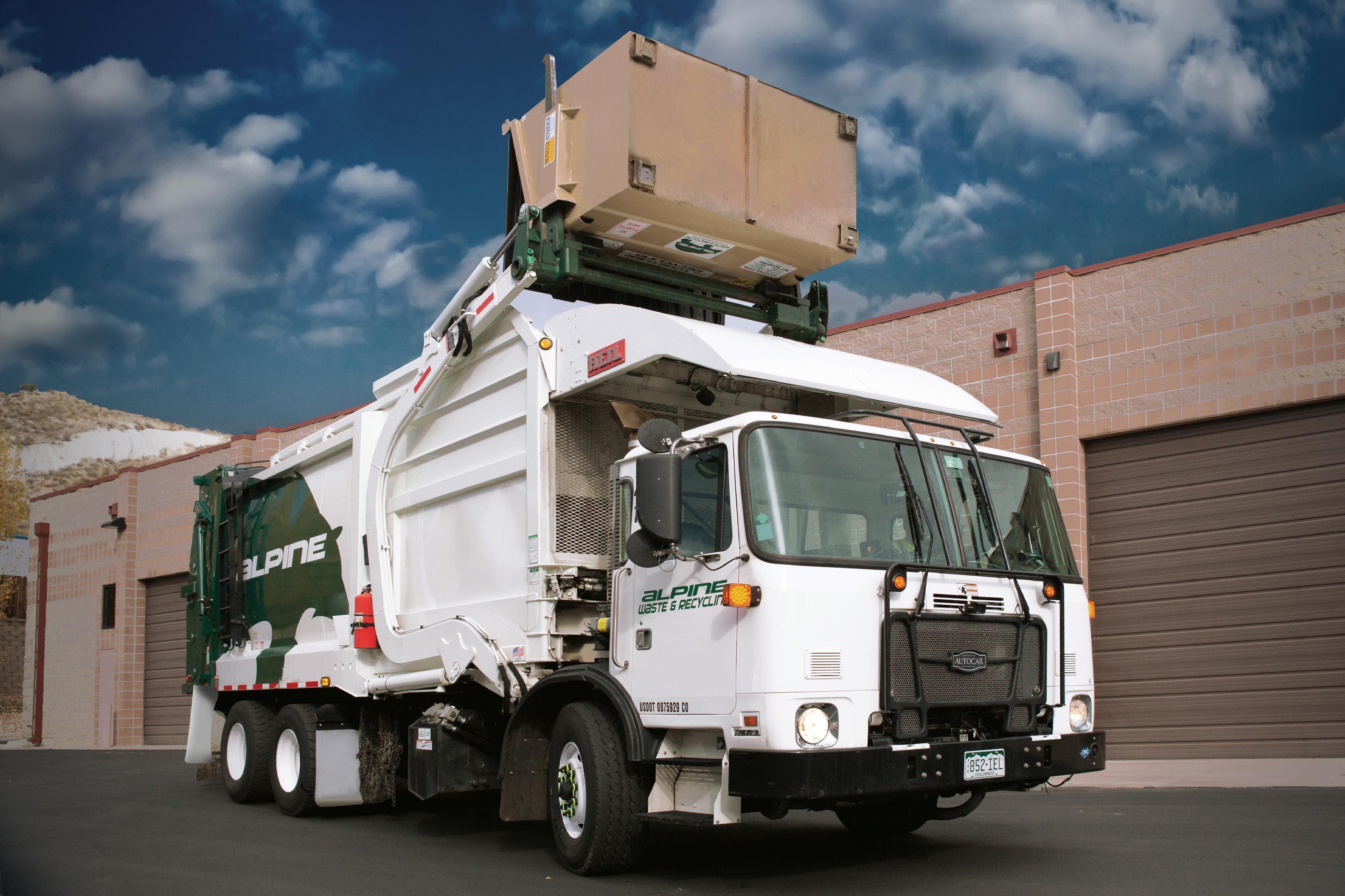 Garbage Truck Diagram 2017 Autocar Acx64 Cfl Garbage Truck W Heil Body Of Garbage Truck Diagram