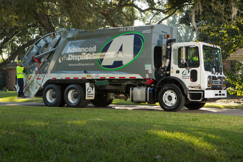 Garbage Truck Diagram Advanced Disposal Truck S Of Garbage Truck Diagram
