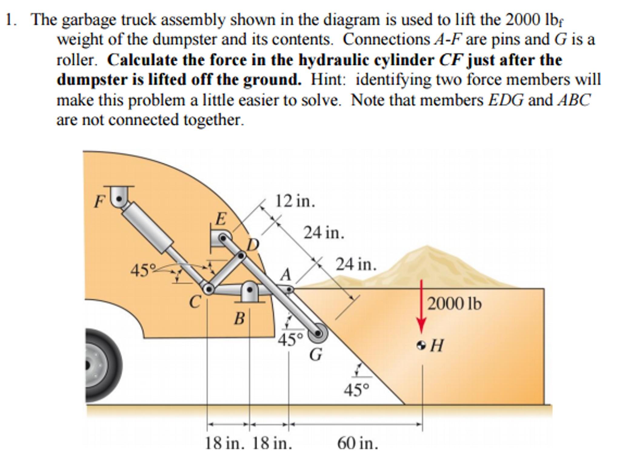 garbage truck diagram | my wiring diagram