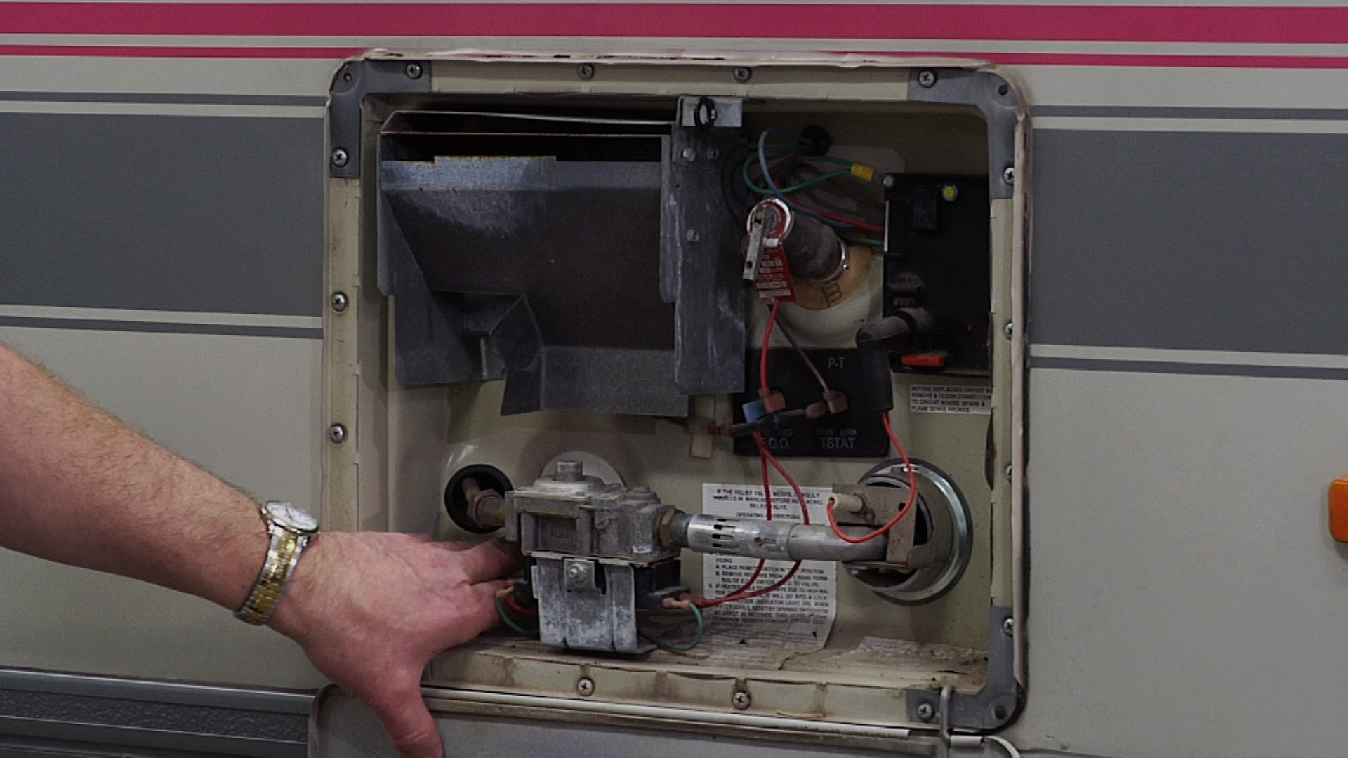 Gas Hot Water Heater Parts Diagram Rv Water Heater Overview and Troubleshoot Of Gas Hot Water Heater Parts Diagram