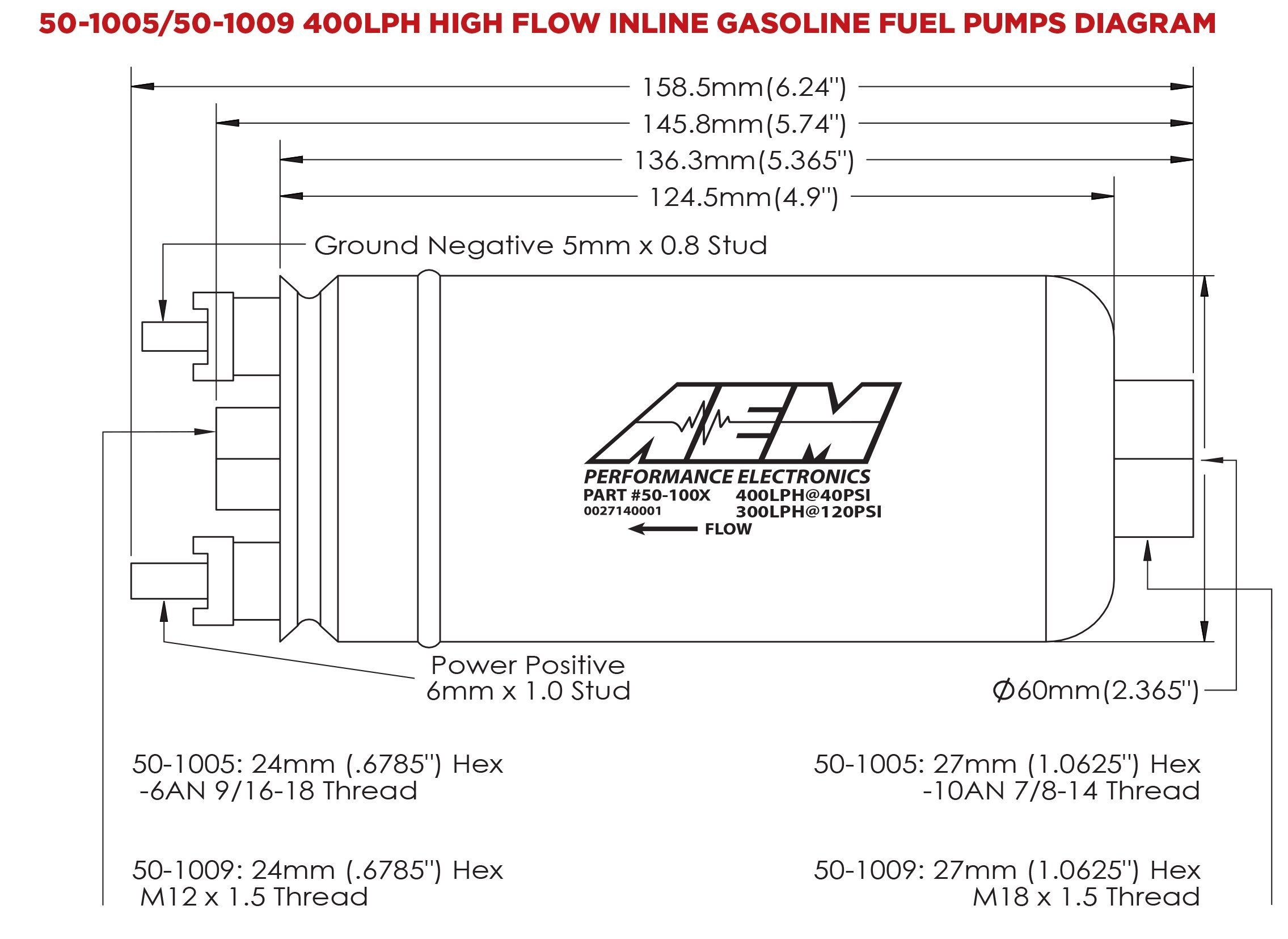 Gas Turbine Engine Fuel System Block Diagram Aem Metric High Flow Inline Fuel Pump 400lph Of Gas Turbine Engine Fuel System Block Diagram