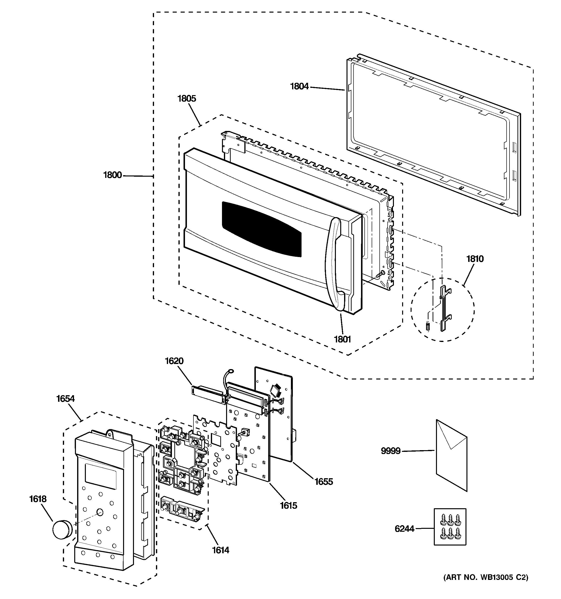 Ge Advantium 120 Parts Diagram Ge Model Sca1000hbb03 Microwave Hood Bo Genuine Parts Of Ge Advantium 120 Parts Diagram