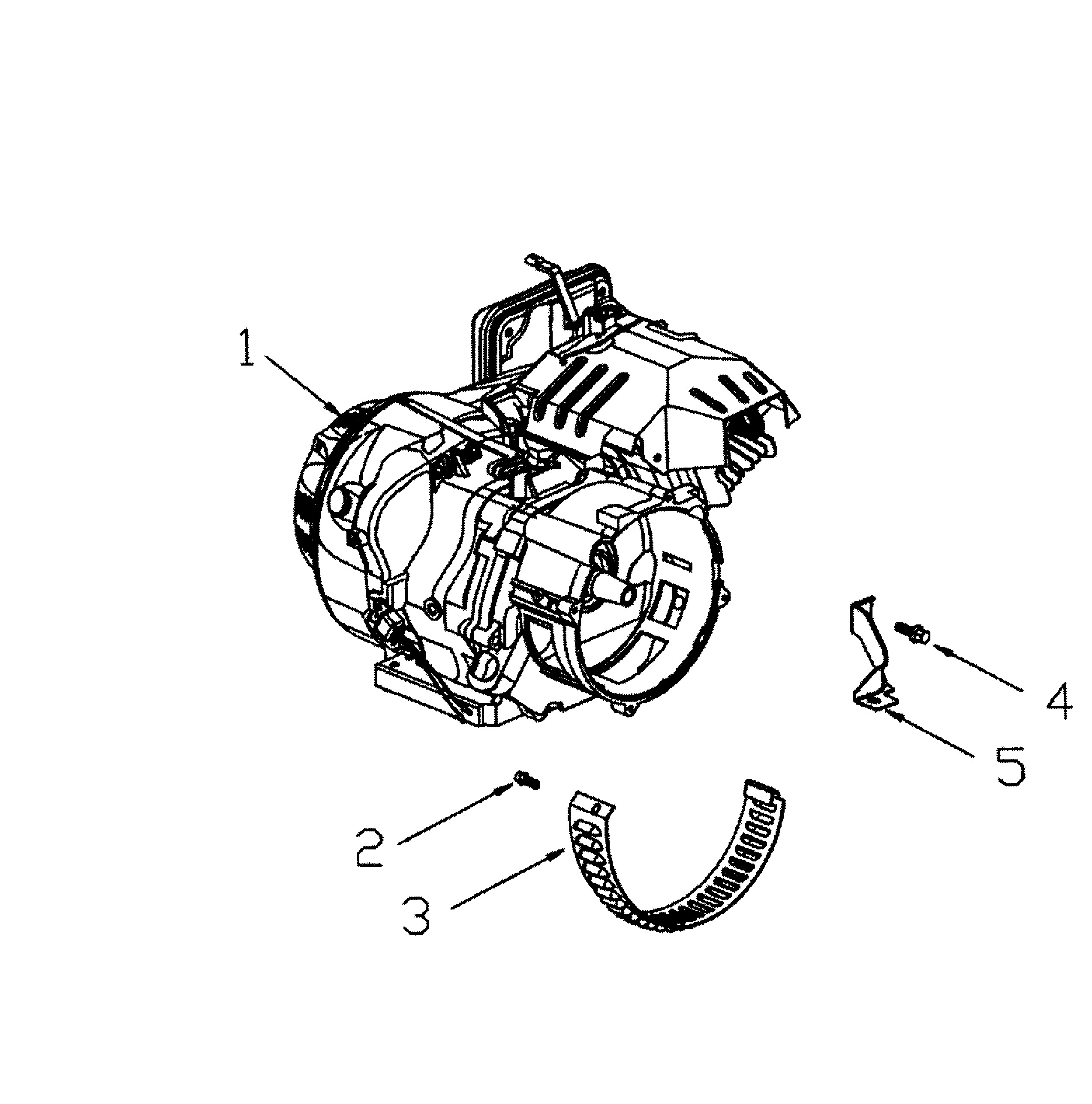 Generac Gp5000 Parts Diagram