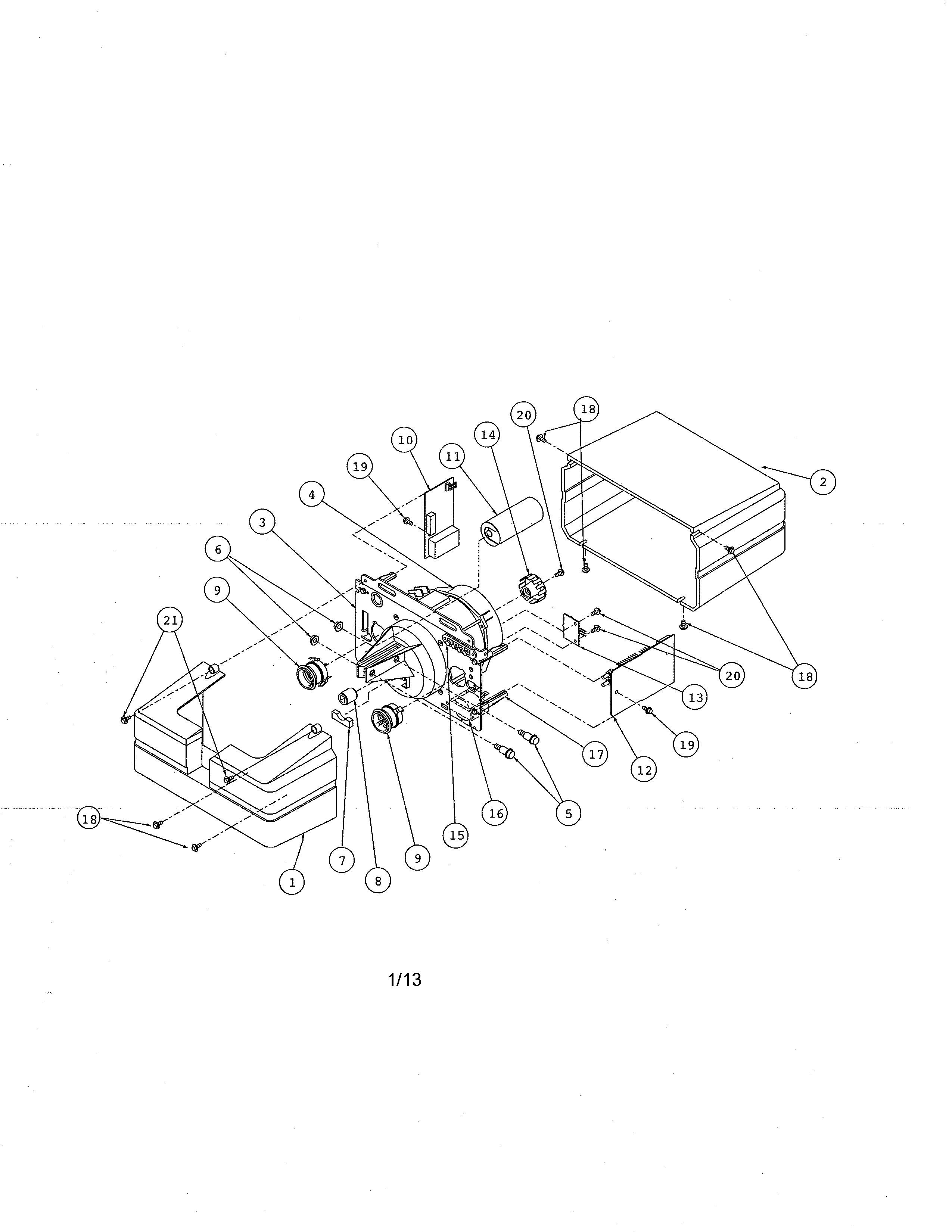 genie garage door opener parts diagram genie model h4000