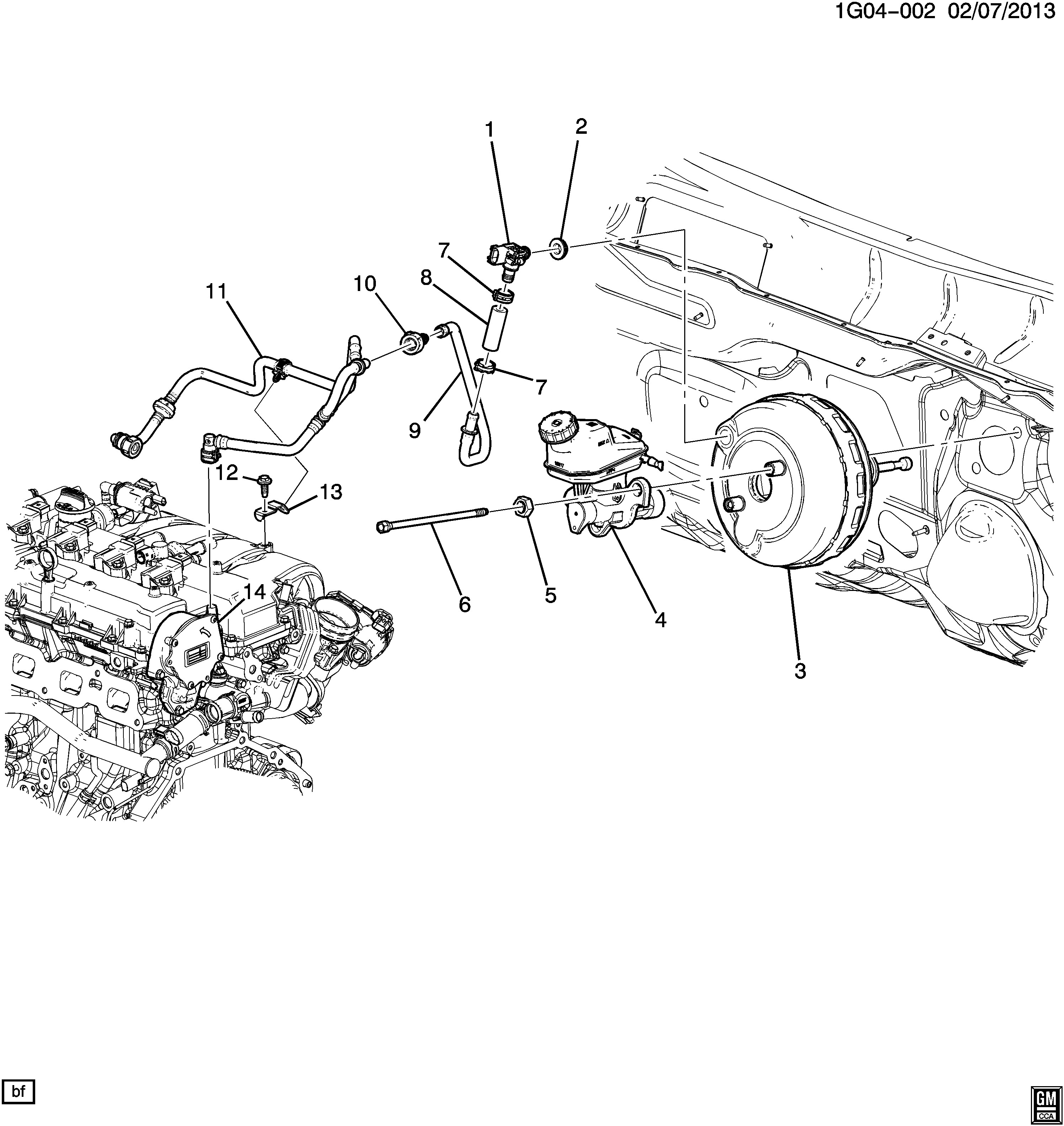 gm master cylinder diagram selecting and installing brake