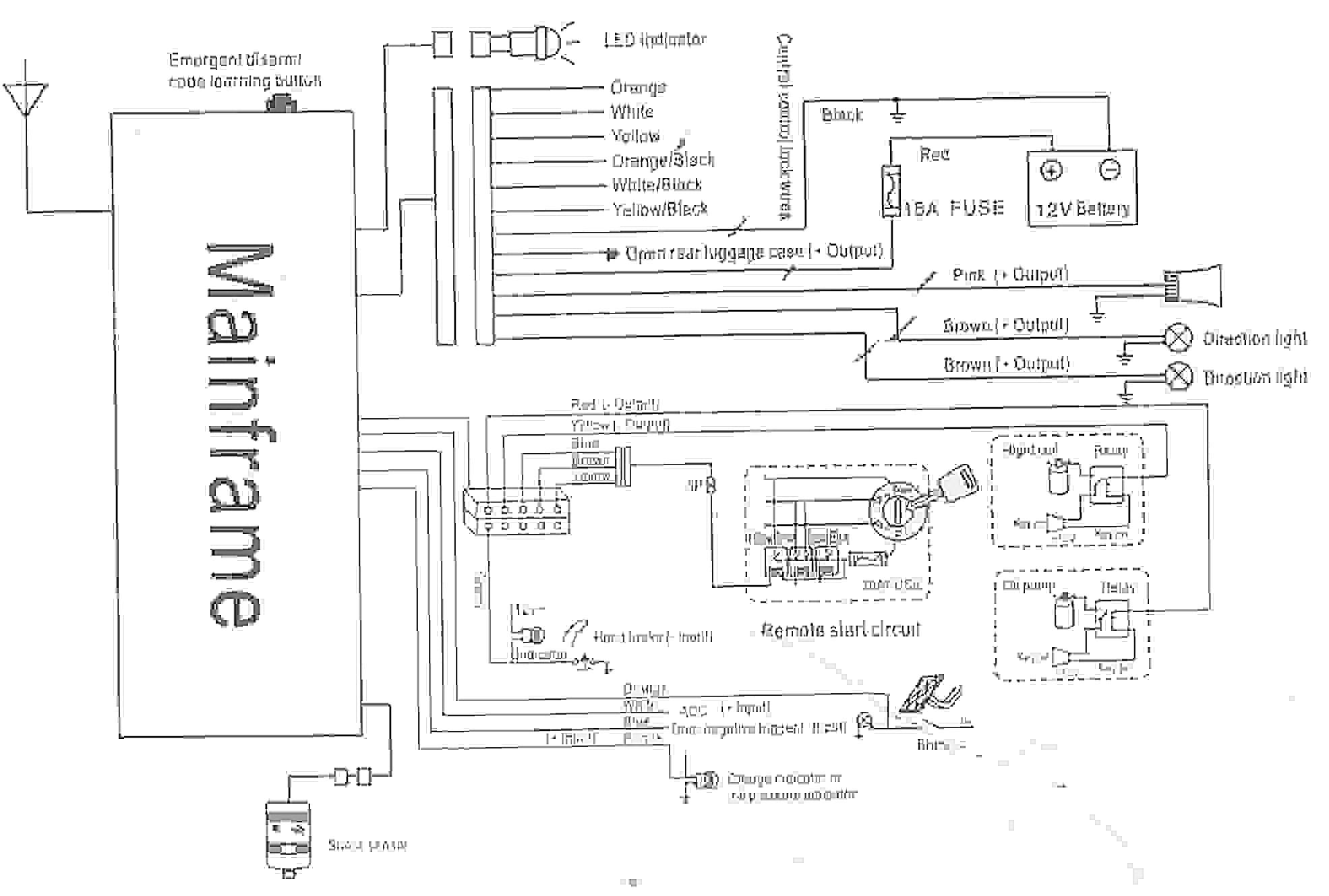 5915A5 Hawk Car Alarm Wiring Diagram   My Wiring DIagram   Wiring LibraryWiring Library