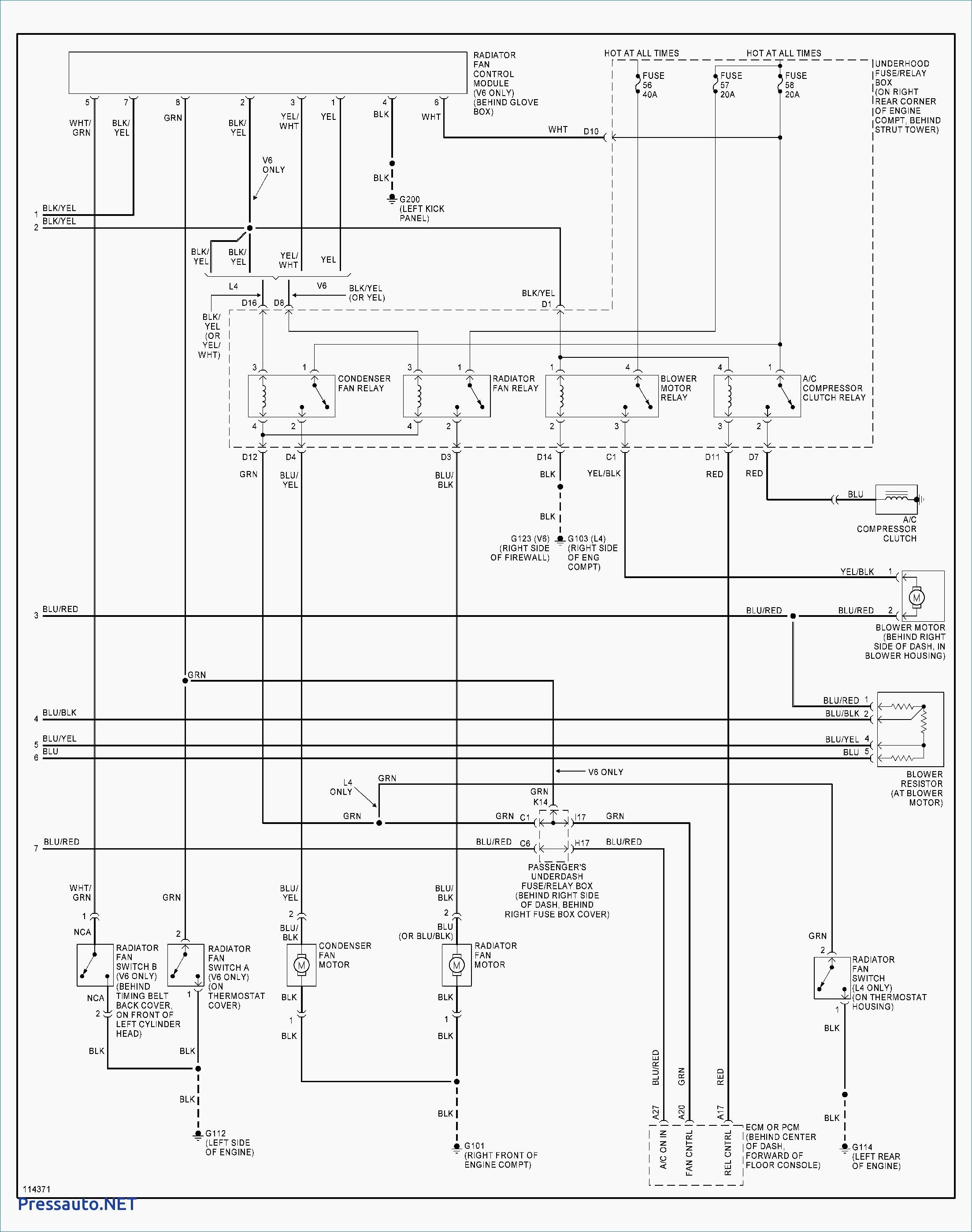 honda atv wiring diagram