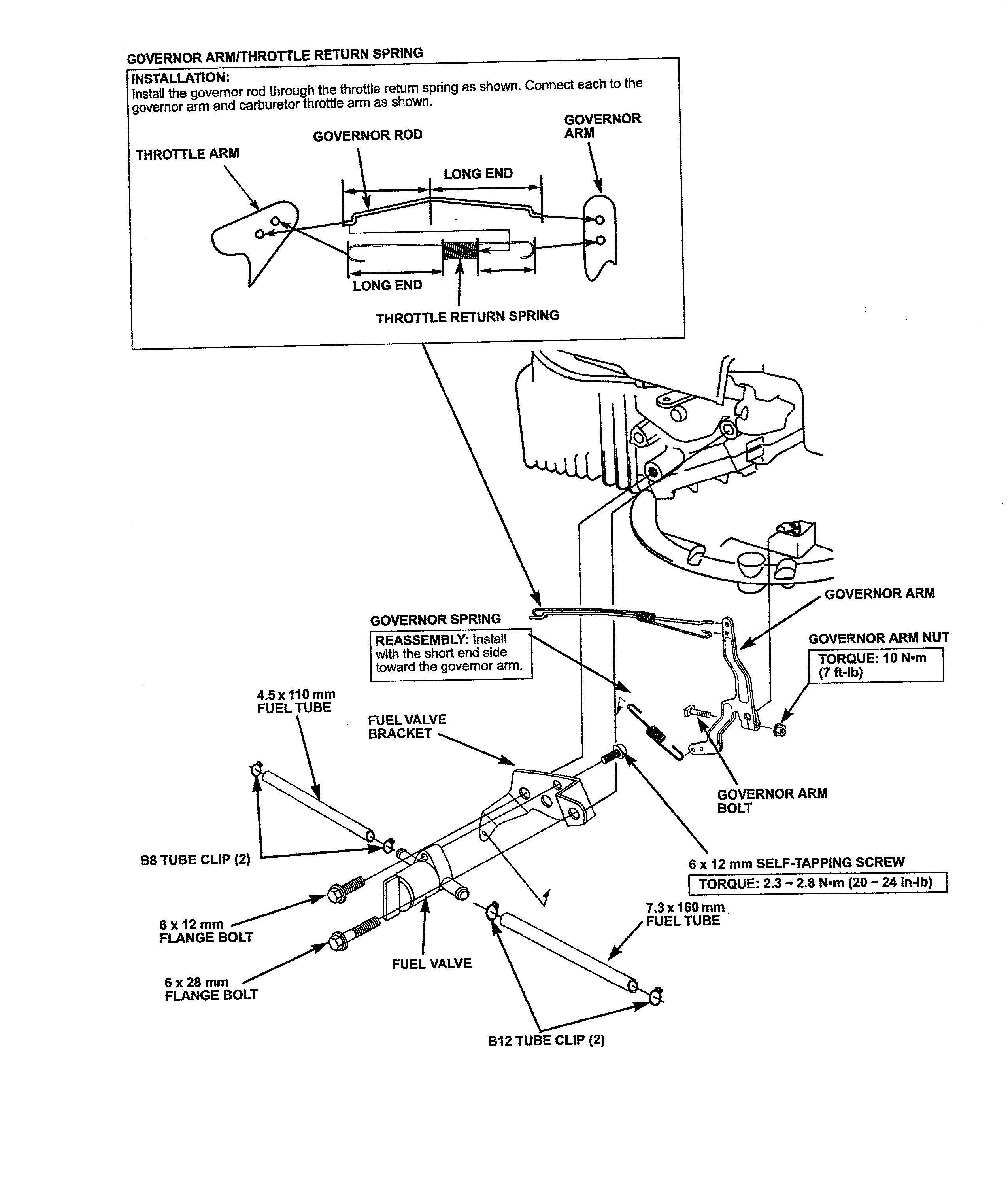 Honda Engine Gcv160 Carburetor Diagram I Have A Hrx217 and I Was Wondering if You Can Answer A Question Of Honda Engine Gcv160 Carburetor Diagram