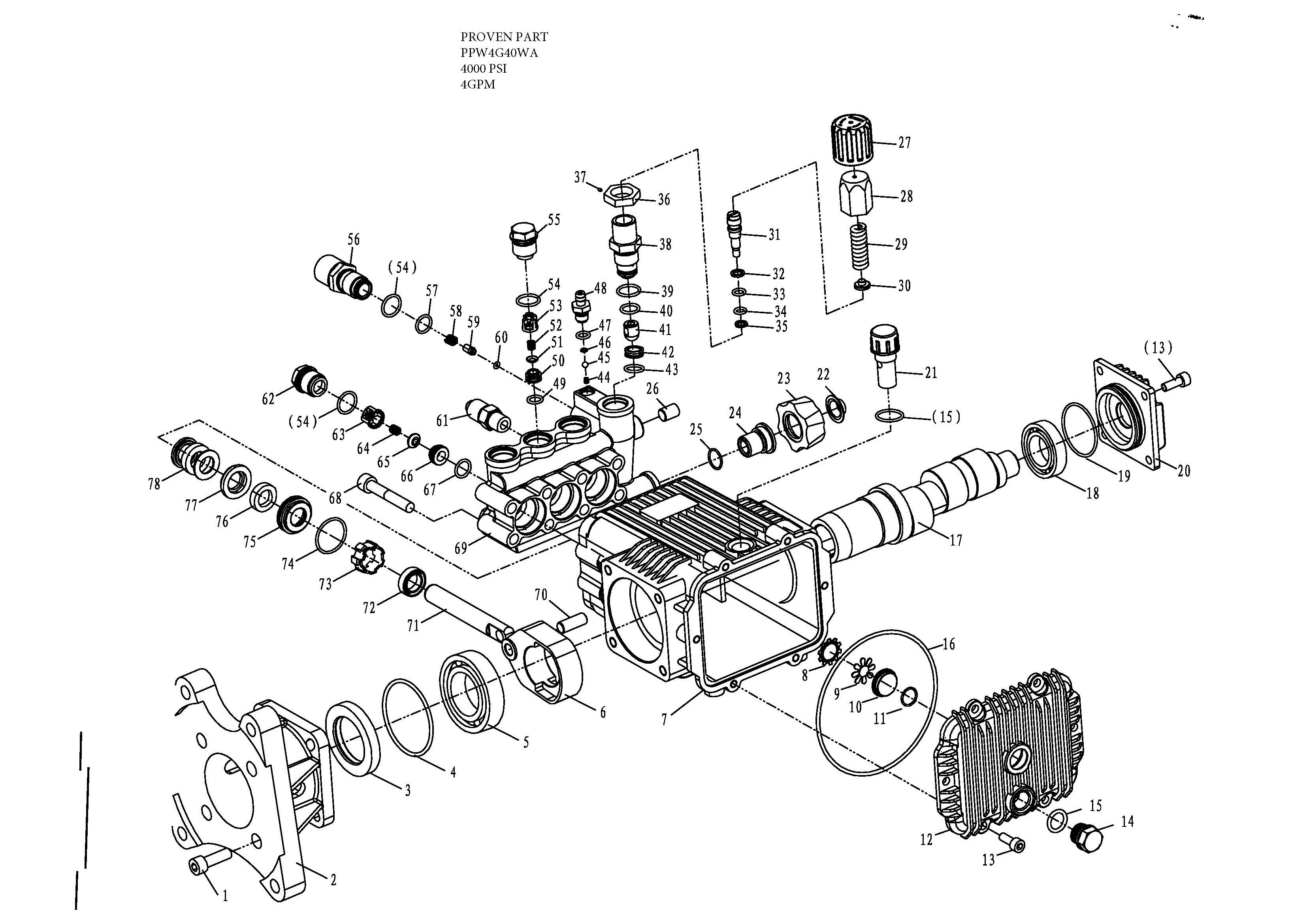 Honda Gx240 Parts Diagram Pressure Washers Of Honda Gx240 Parts Diagram Pressure Washers