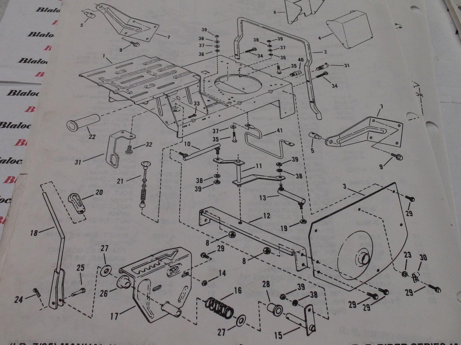 Honda Gx240 Parts Diagram Snapper Series 15 Rear Engine Rider Parts Manual Of Honda Gx240 Parts Diagram Snapper Series 15 Rear Engine Rider Parts Manual