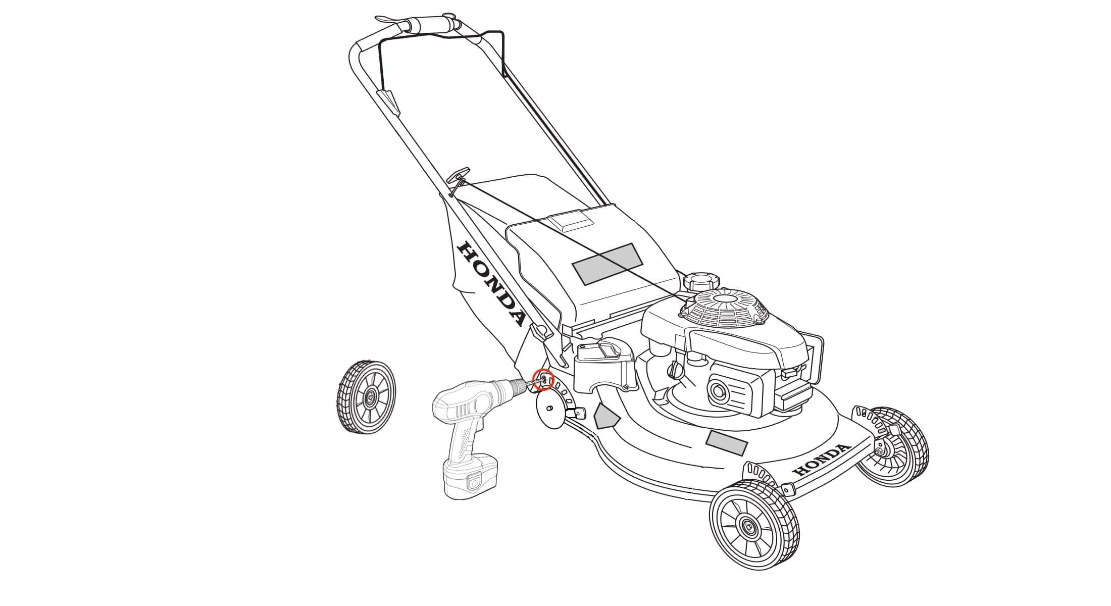 Honda Hrr216vka Parts Diagram Checkmate™ Lawn Striper for Honda Hrr216vka Of Honda Hrr216vka Parts Diagram