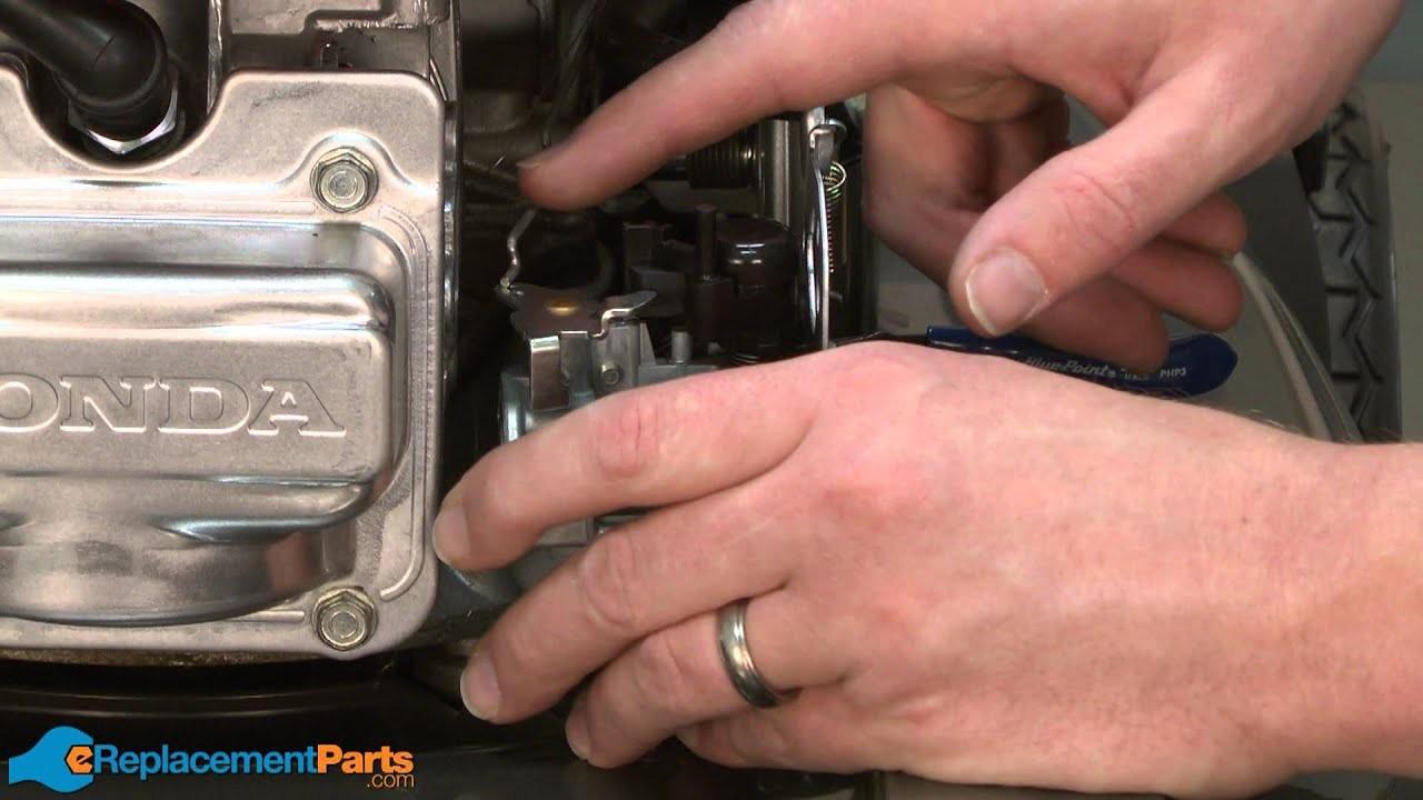 Honda Hrr216vka Parts Diagram How to Replace the Carburetor On A Honda Hrx217 Lawn Mower Of Honda Hrr216vka Parts Diagram