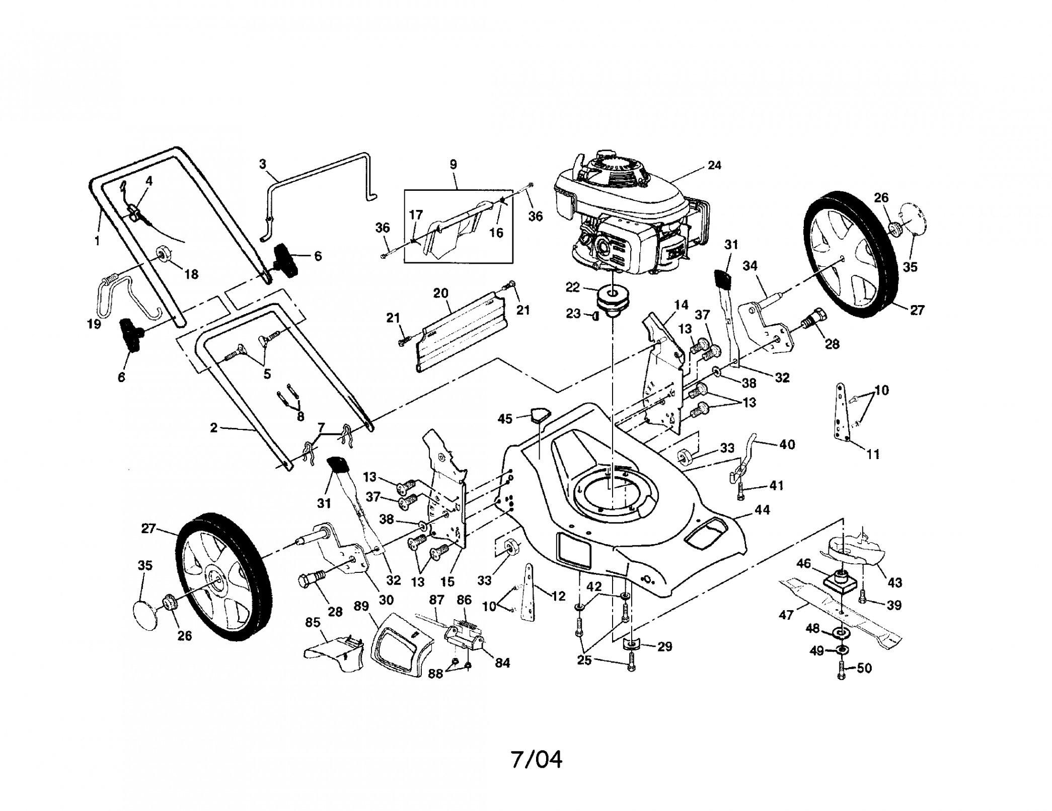 Honda Hrx217 Parts Diagram Considerable Honda Lawn Mower Parts Diagram Honda Mower Blades Of Honda Hrx217 Parts Diagram