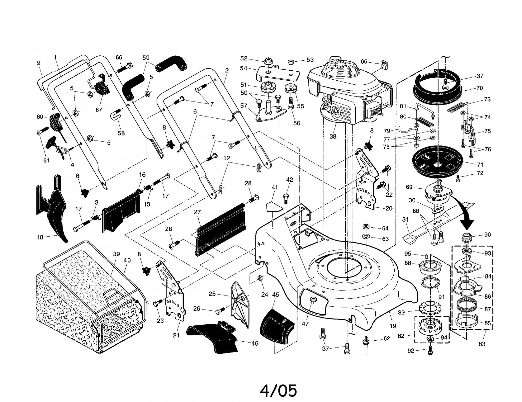 Honda Lawn Mower Parts Diagram 40 Fresh Honda Hrx Lawn Mower Of Honda Lawn Mower Parts Diagram