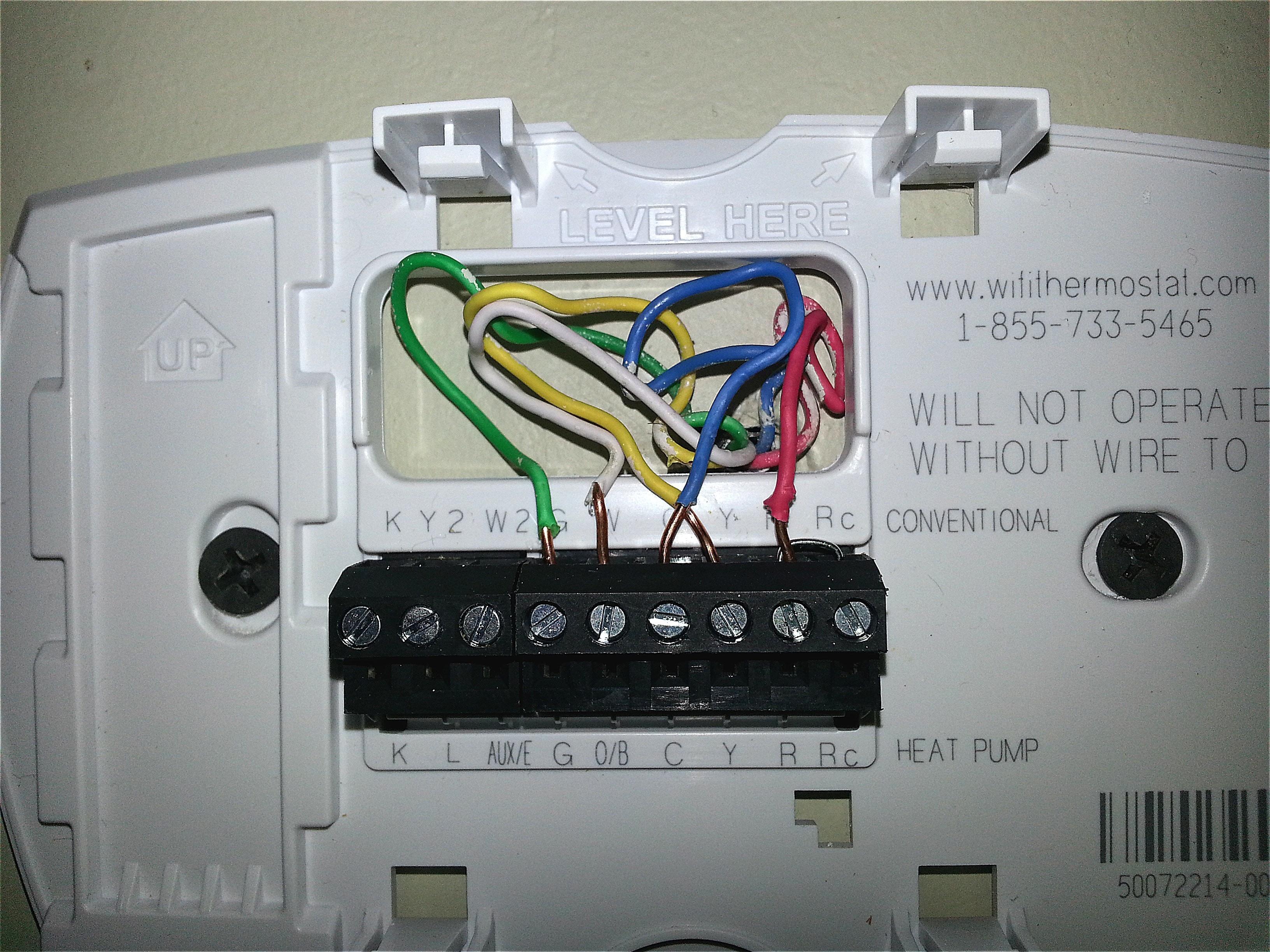 Honeywell Rth3100c thermostat Wiring Diagram Wiring Diagram for Honeywell thermostat with Heat Pump New 7 Wire Of Honeywell Rth3100c thermostat Wiring Diagram