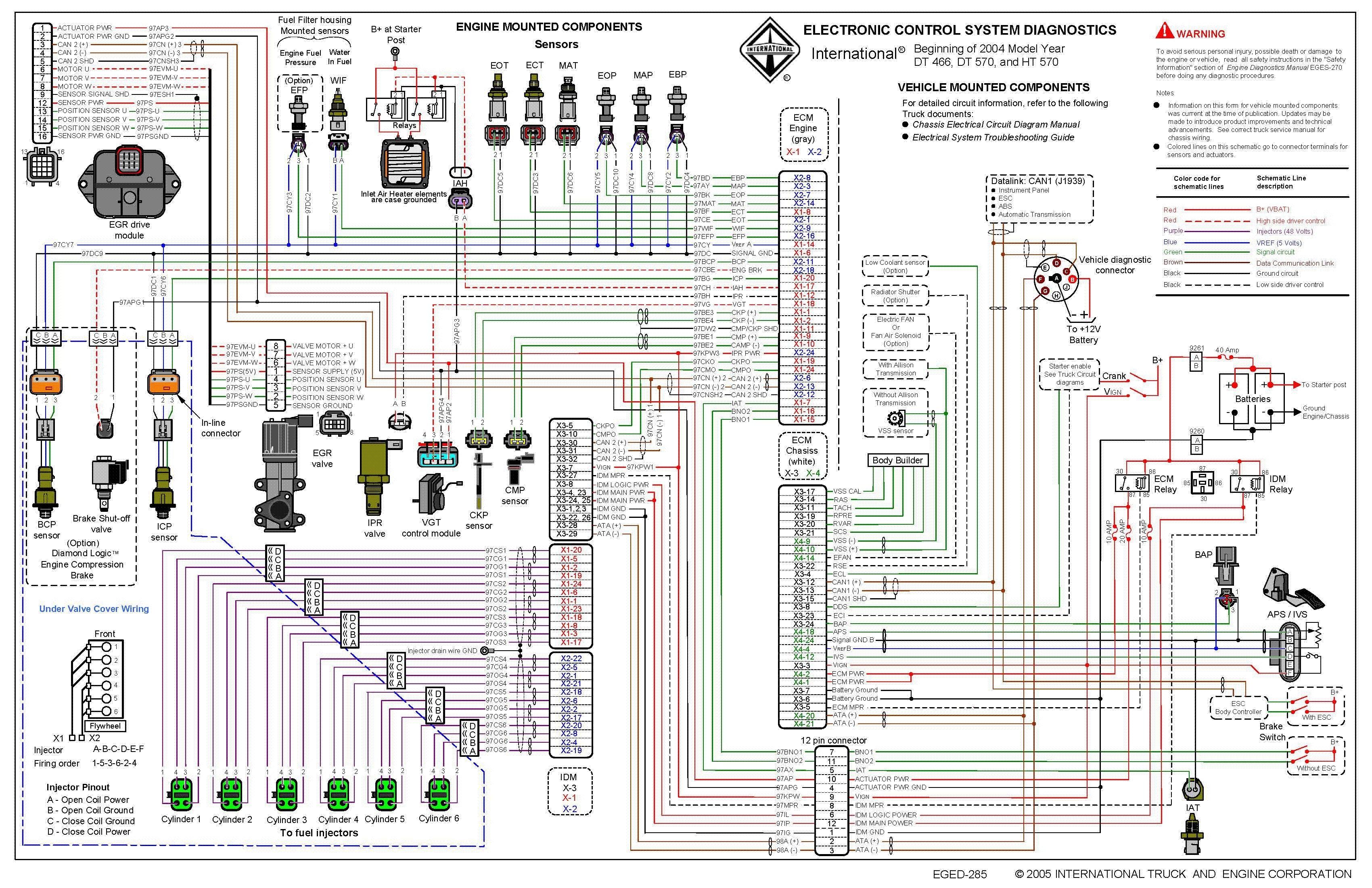 International Truck Wiring Diagram International Truck Wiring Diagram Diagrams Data 2i at 2004 4300 Of International Truck Wiring Diagram