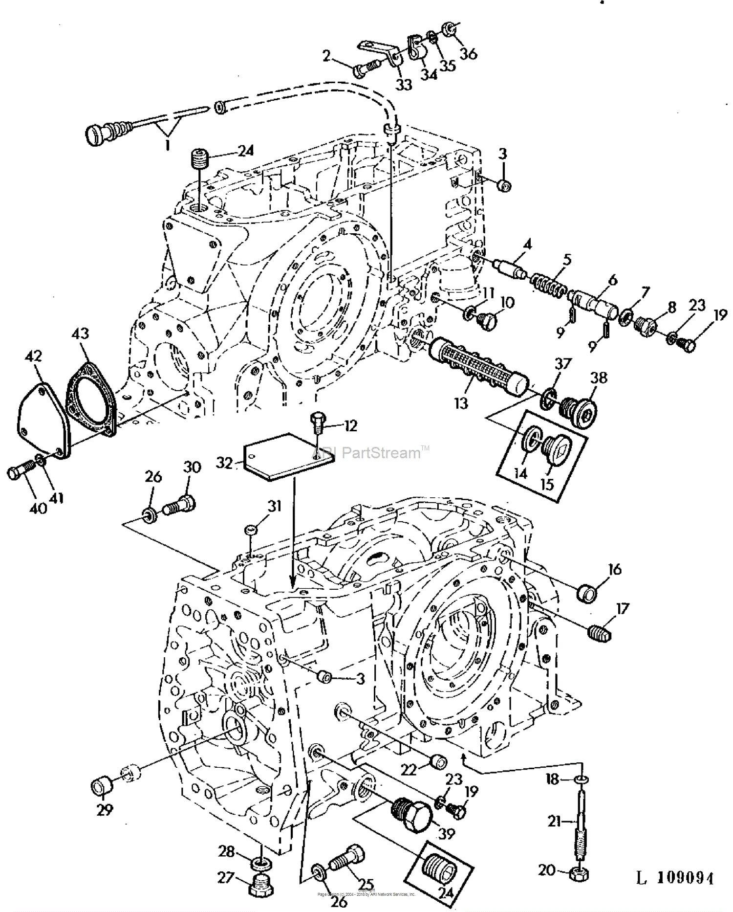 John Deere 2 Cylinder Engine Diagram John Deere Parts Diagrams John Deere 2150 Tractor Pc4182 Of John Deere 2 Cylinder Engine Diagram