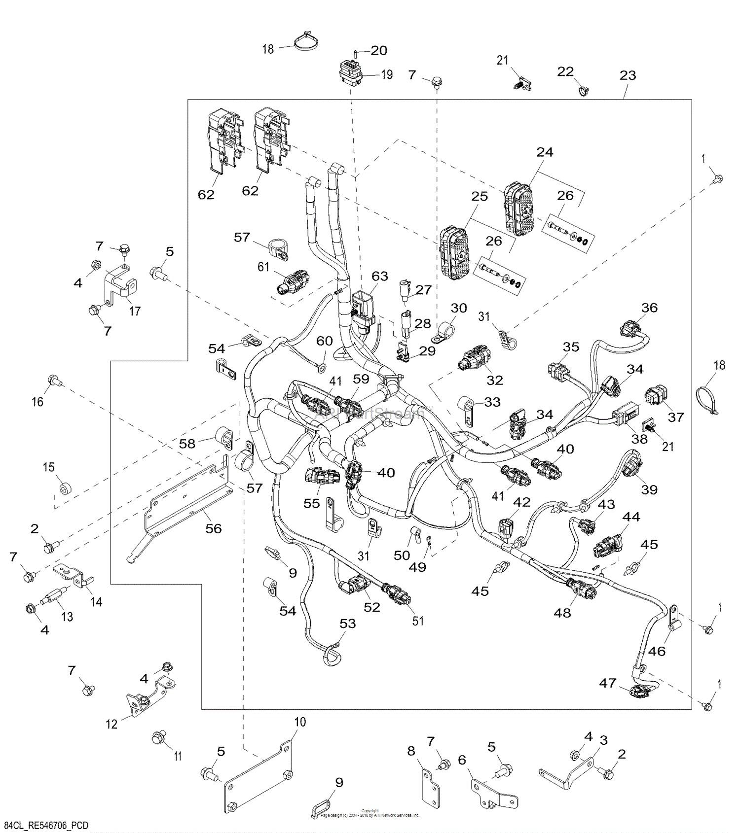 John Deere 2 Cylinder Engine Diagram John Deere Parts Diagrams John Deere 5115ml Tractor Open Operators Of John Deere 2 Cylinder Engine Diagram