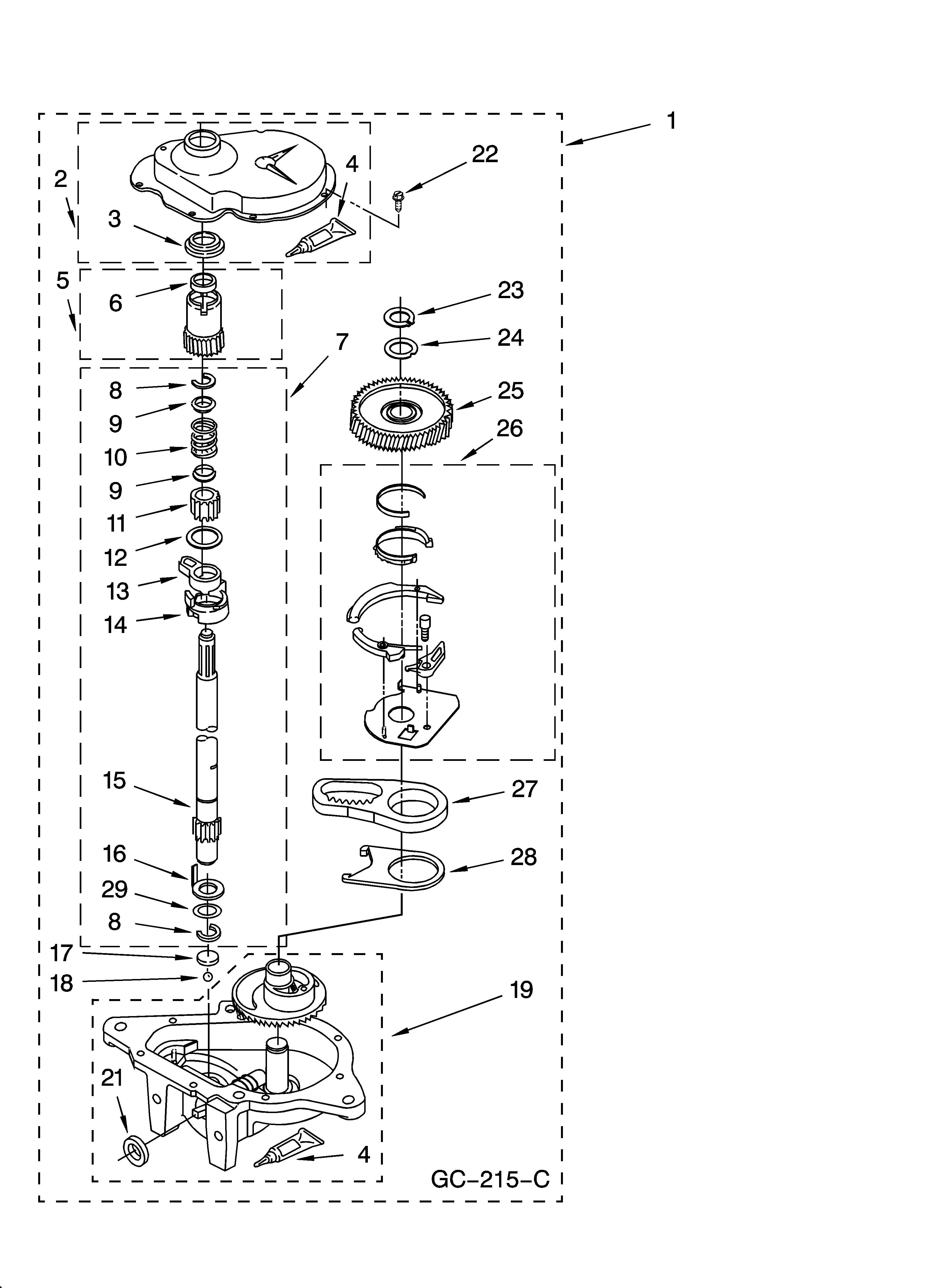 Kenmore Washer Wiring Diagram Kenmore Elite Washer Parts Model Of Kenmore Washer Wiring Diagram