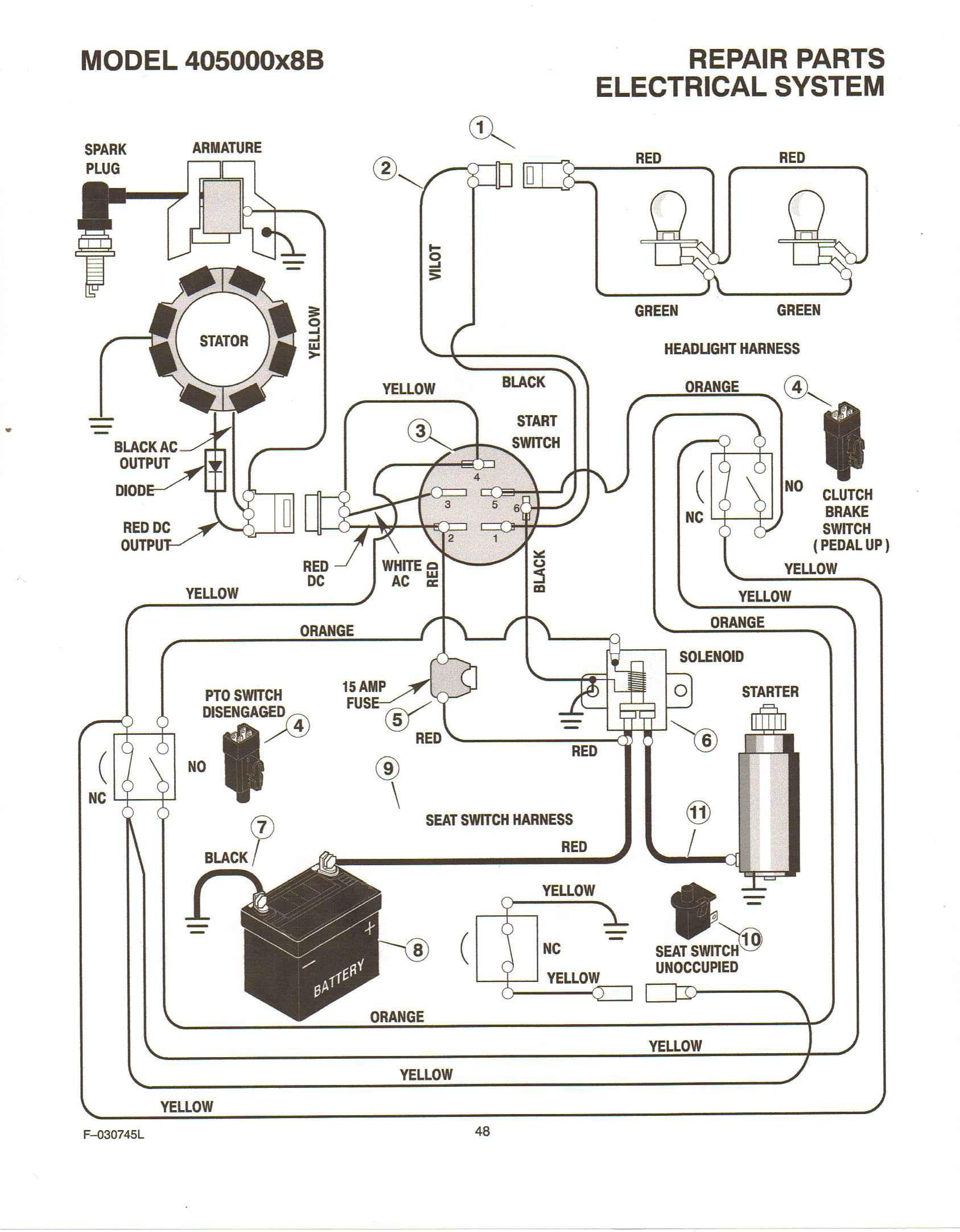Kohler Engine Wiring Diagram Kohler Ignition Switch Wiring Diagram Best Wiring Diagram for Kohler