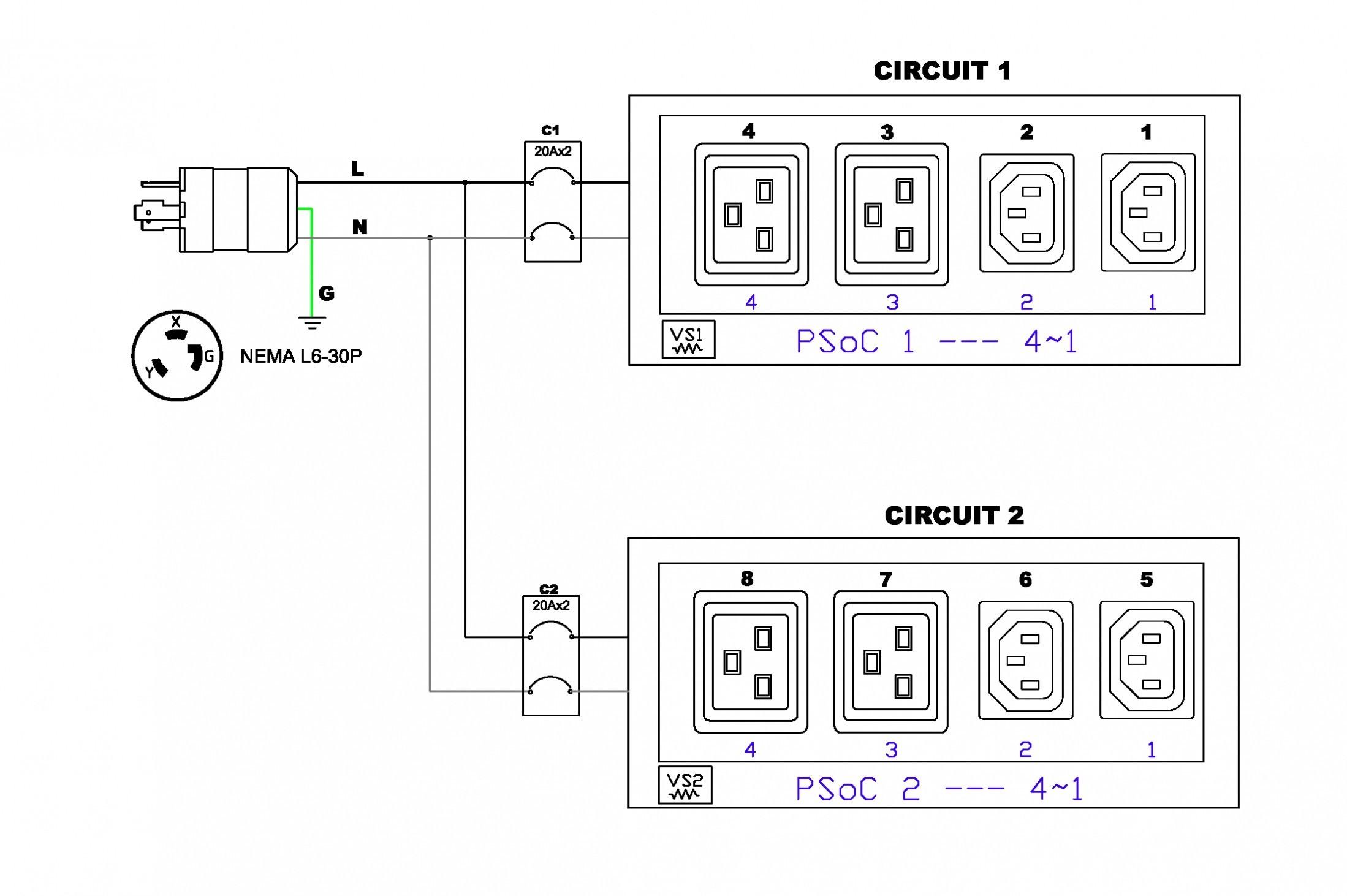 L14 30p Wiring Diagram L14 30 Wiring Diagram Awesome Nema L5 1 with L6 Of L14 30p Wiring Diagram Nema Wiring Diagram Wire Data Schema •