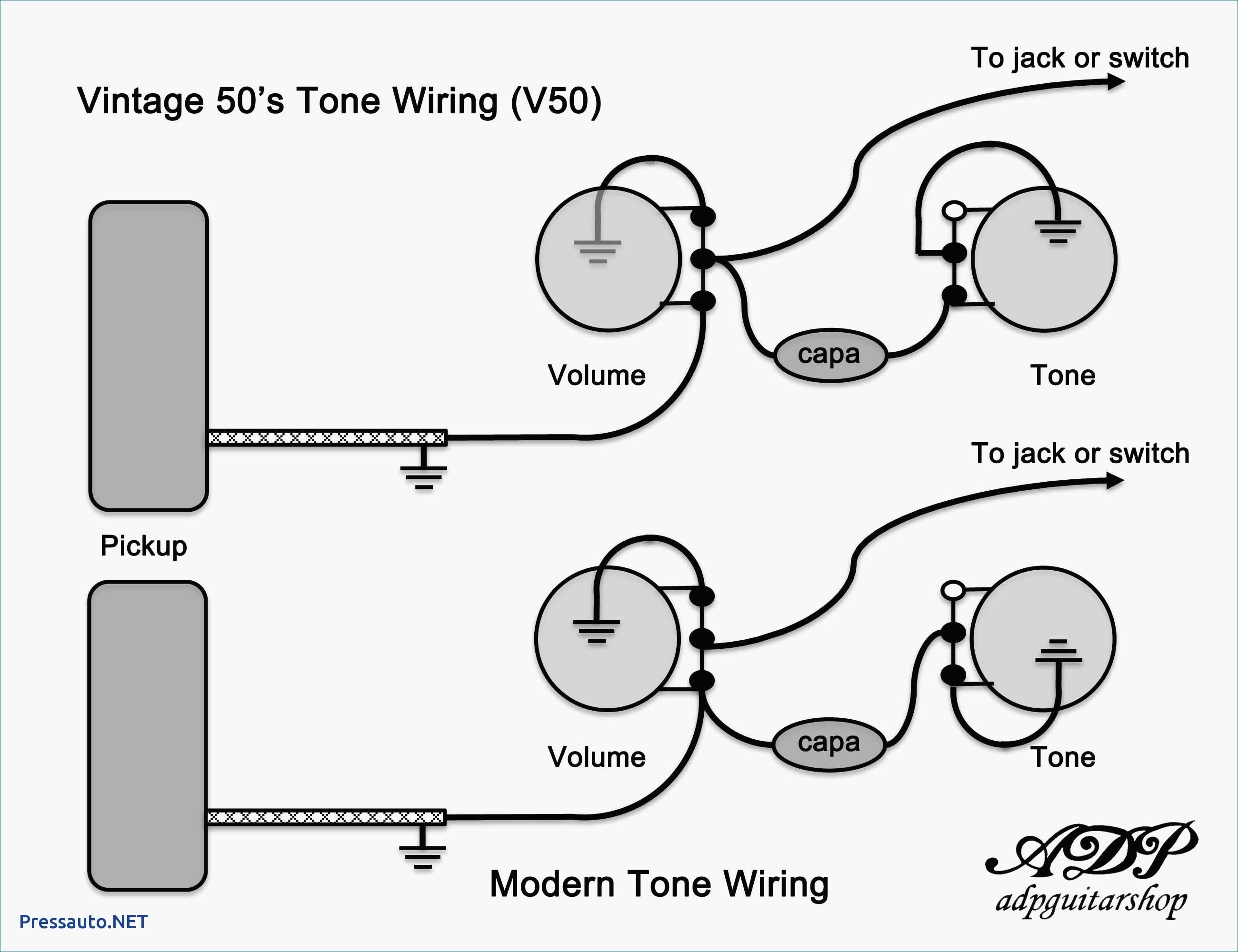 Les Paul 50s Wiring Diagram Gibson Les Paul Vintage Wiring Diagram Reference Gibson Les Paul Of Les Paul 50s Wiring Diagram