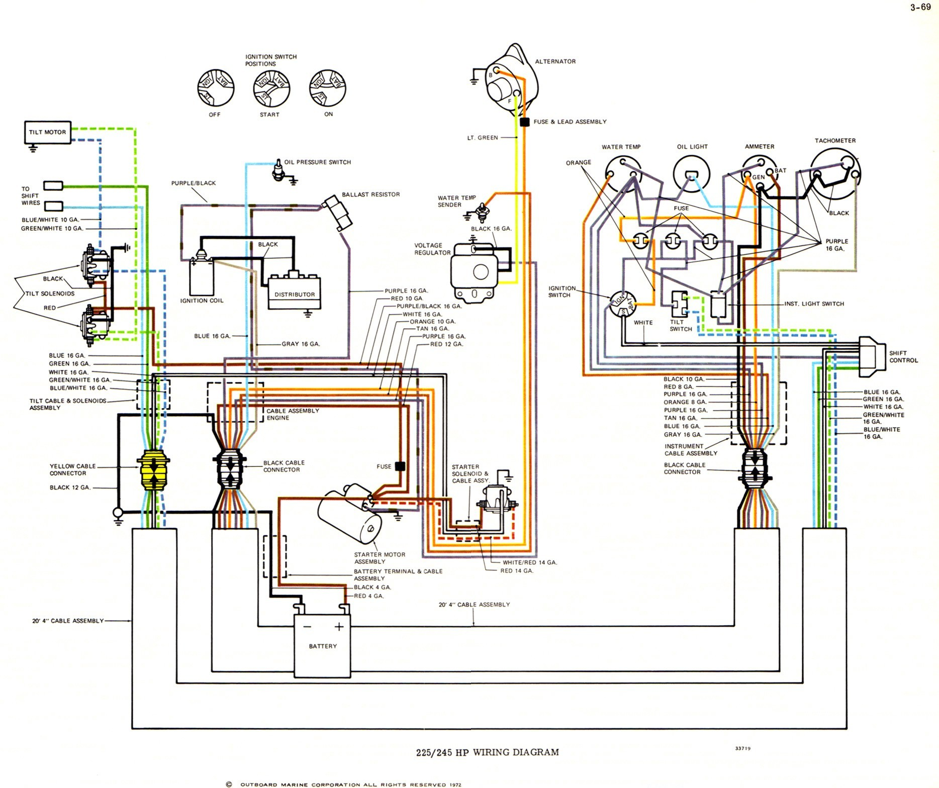 Mercruiser 140 Engine Diagram Cobra Omc Wiring Diagram Layout Wiring Diagrams • Of Mercruiser 140 Engine Diagram