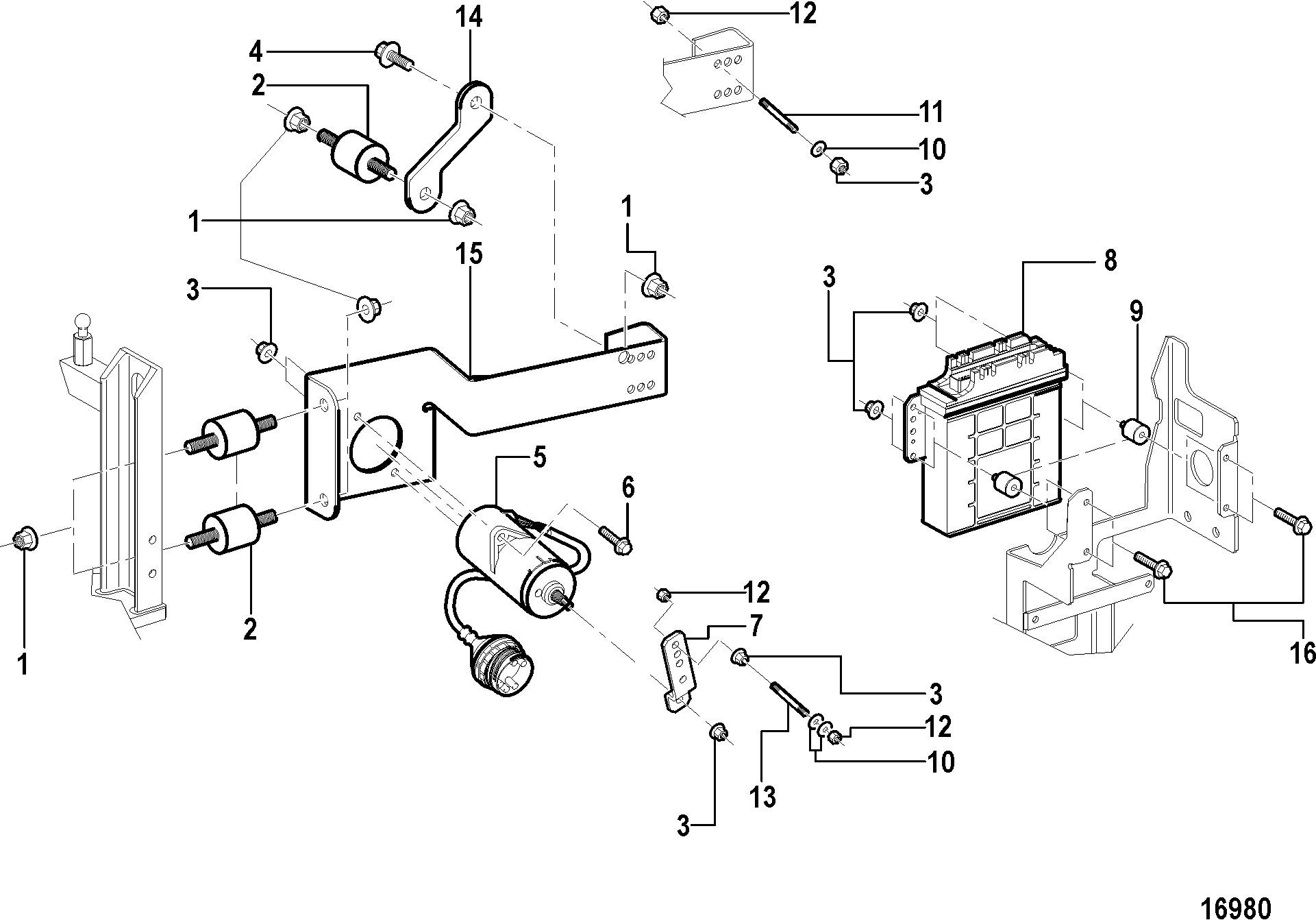 Mercruiser 170 Engine Diagram КатаРог запчастей Mercruiser остаРьные Cmd 4 2 Ms 230 Thru Of Mercruiser 170 Engine Diagram