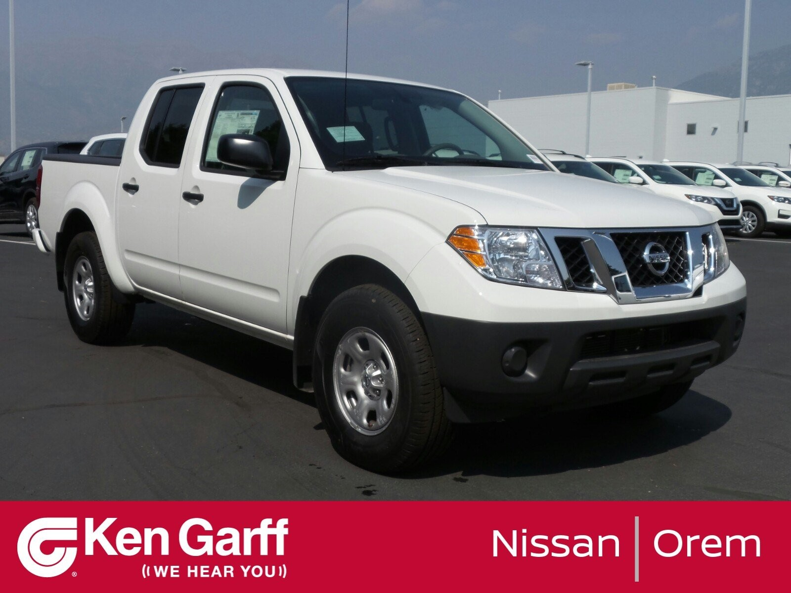 Nissan Truck Parts Diagram New 2018 Nissan Frontier S Crew Cab Pickup In orem 2n
