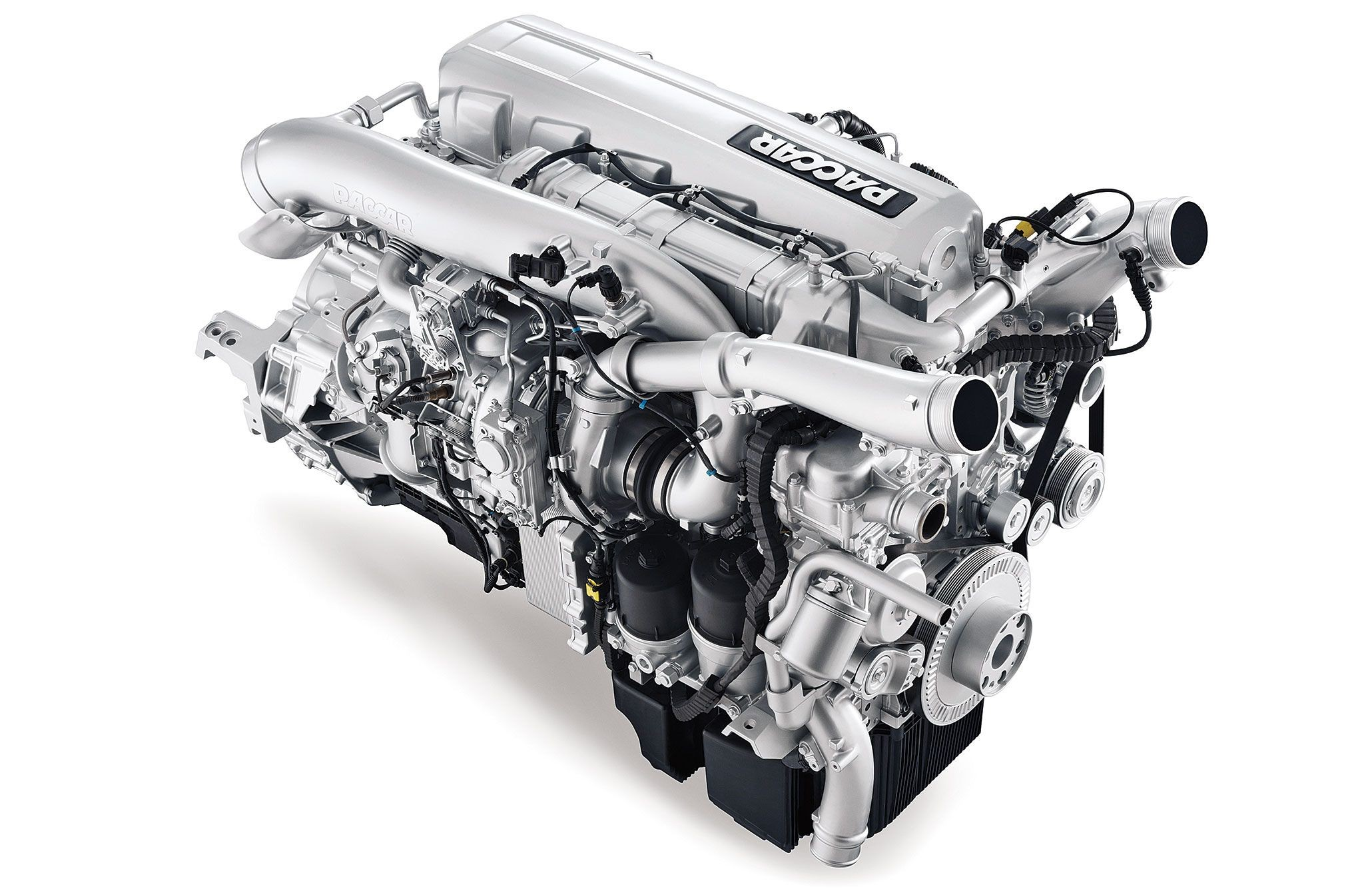Paccar Mx 13 Engine Diagram A Semi Truck Diesel Engine that Makes 500 Hp and 1 850 Lb Ft Of torque