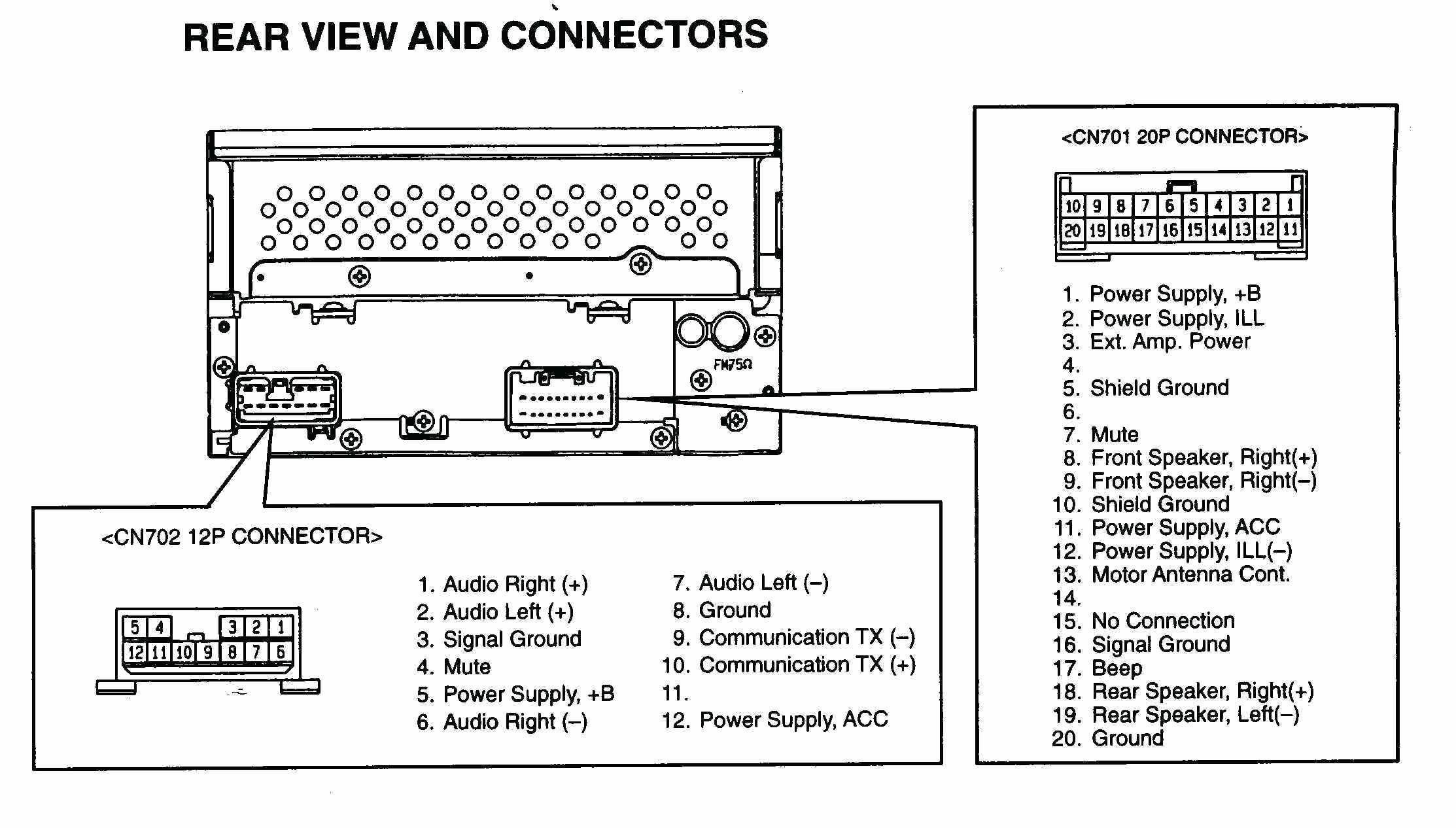 Panasonic Car Stereo Wiring Diagram Audi Car Stereo Wiring Diagram Another Blog About Wiring Diagram • Of Panasonic Car Stereo Wiring Diagram