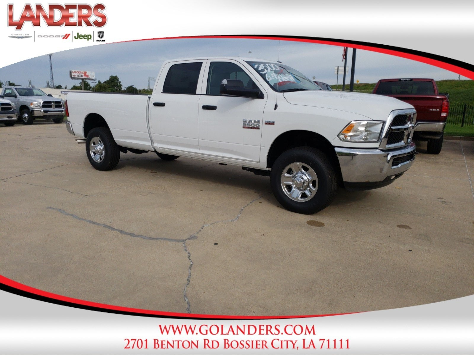 Pickup Truck Inspection Diagram New 2018 Ram 3500 Tradesman Crew Cab In Bossier City Jg Of Pickup Truck Inspection Diagram