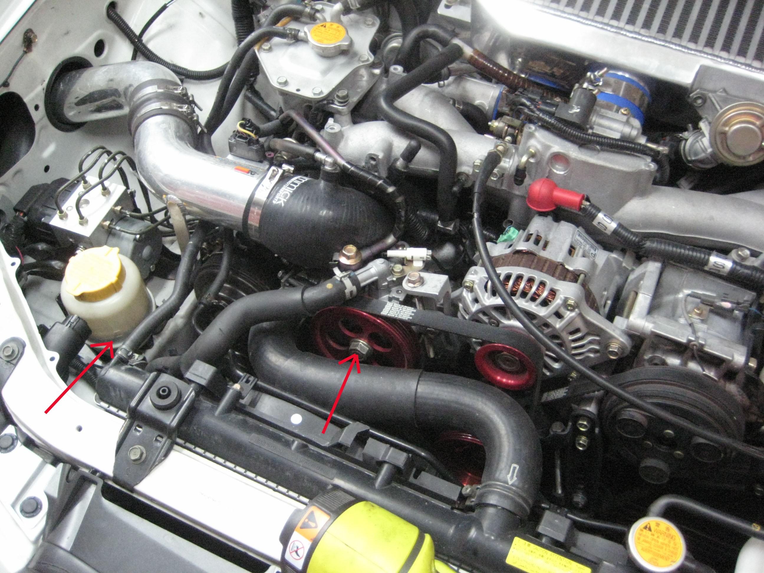 Power Steering Pump Parts Diagram Diy Power Steering Pump Rebuild Nasioc Of Power Steering Pump Parts Diagram