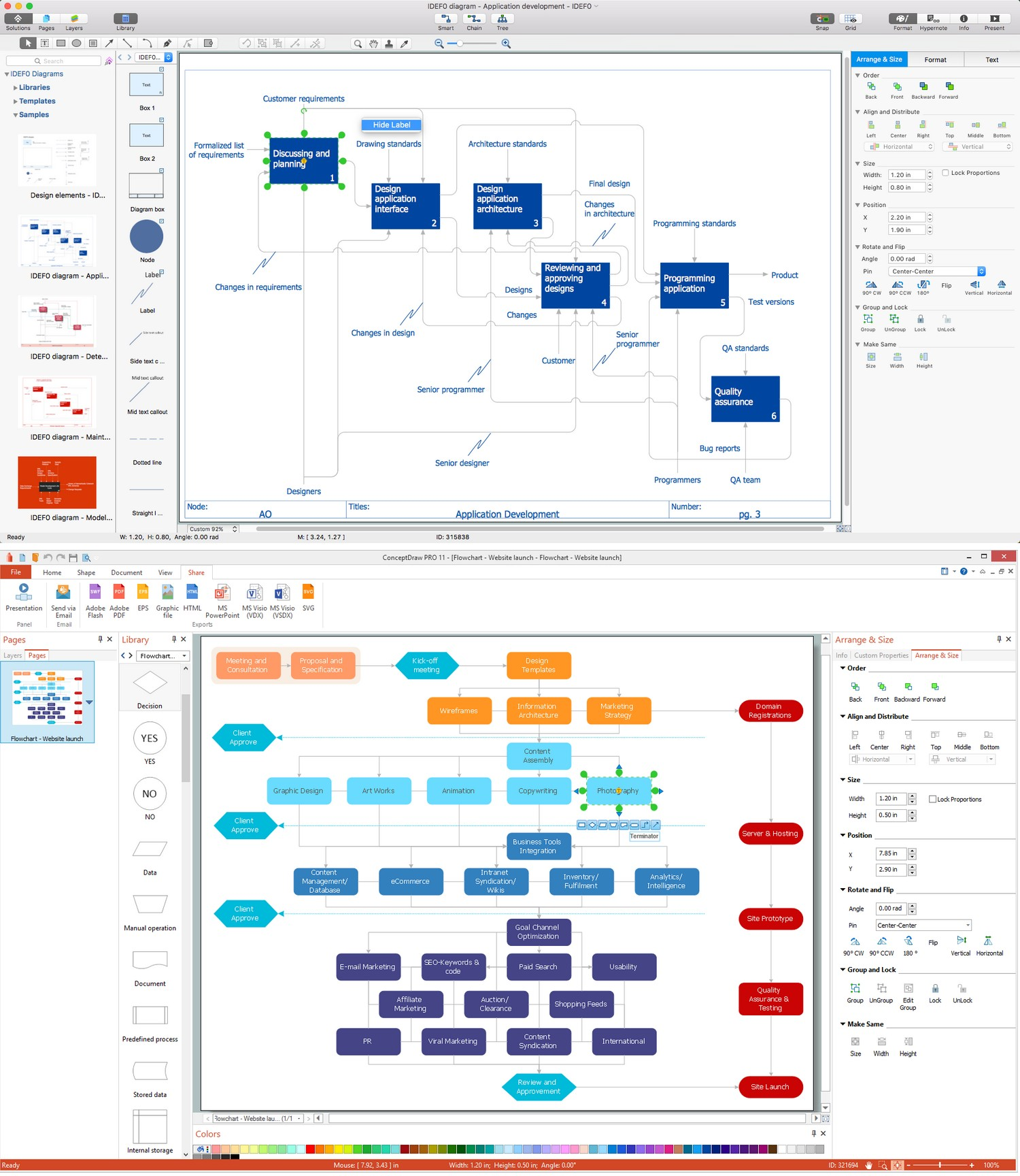 Process Flow Diagram Chemical Engineering Flowchart software Of Process Flow Diagram Chemical Engineering