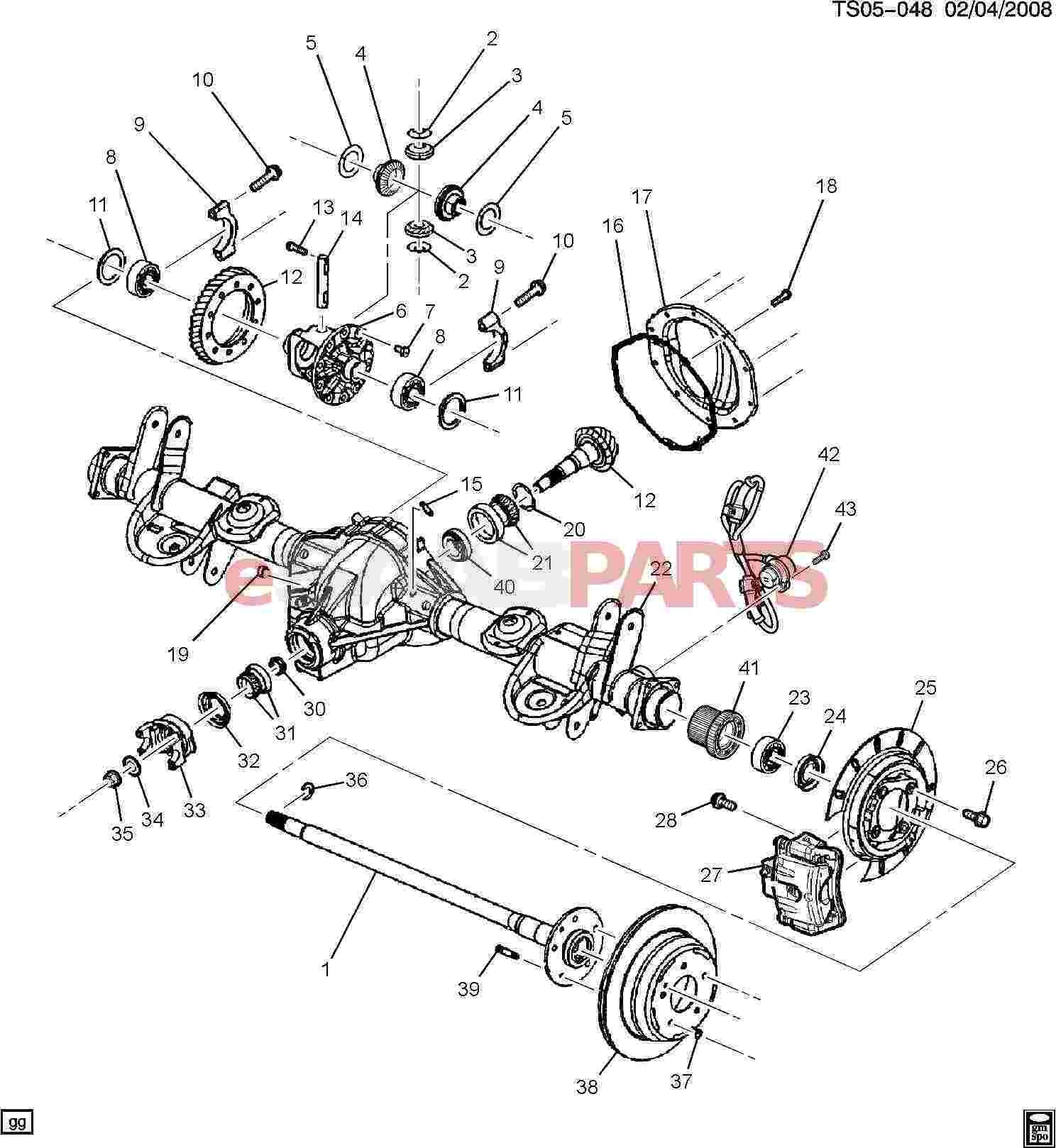 rear suspension parts diagram how to install repair