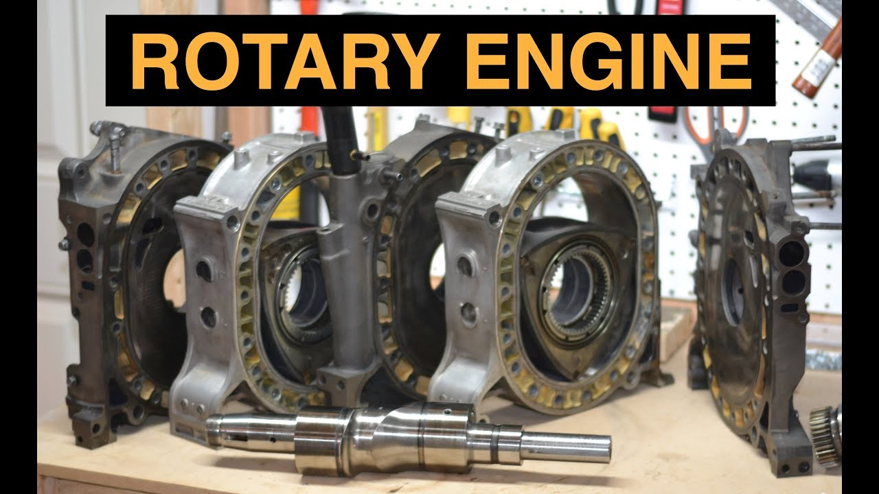 Rotary Engine Diagram Animation How Rotary Engines Work Mazda Rx 7 Wankel Detailed Explanation Of Rotary Engine Diagram Animation