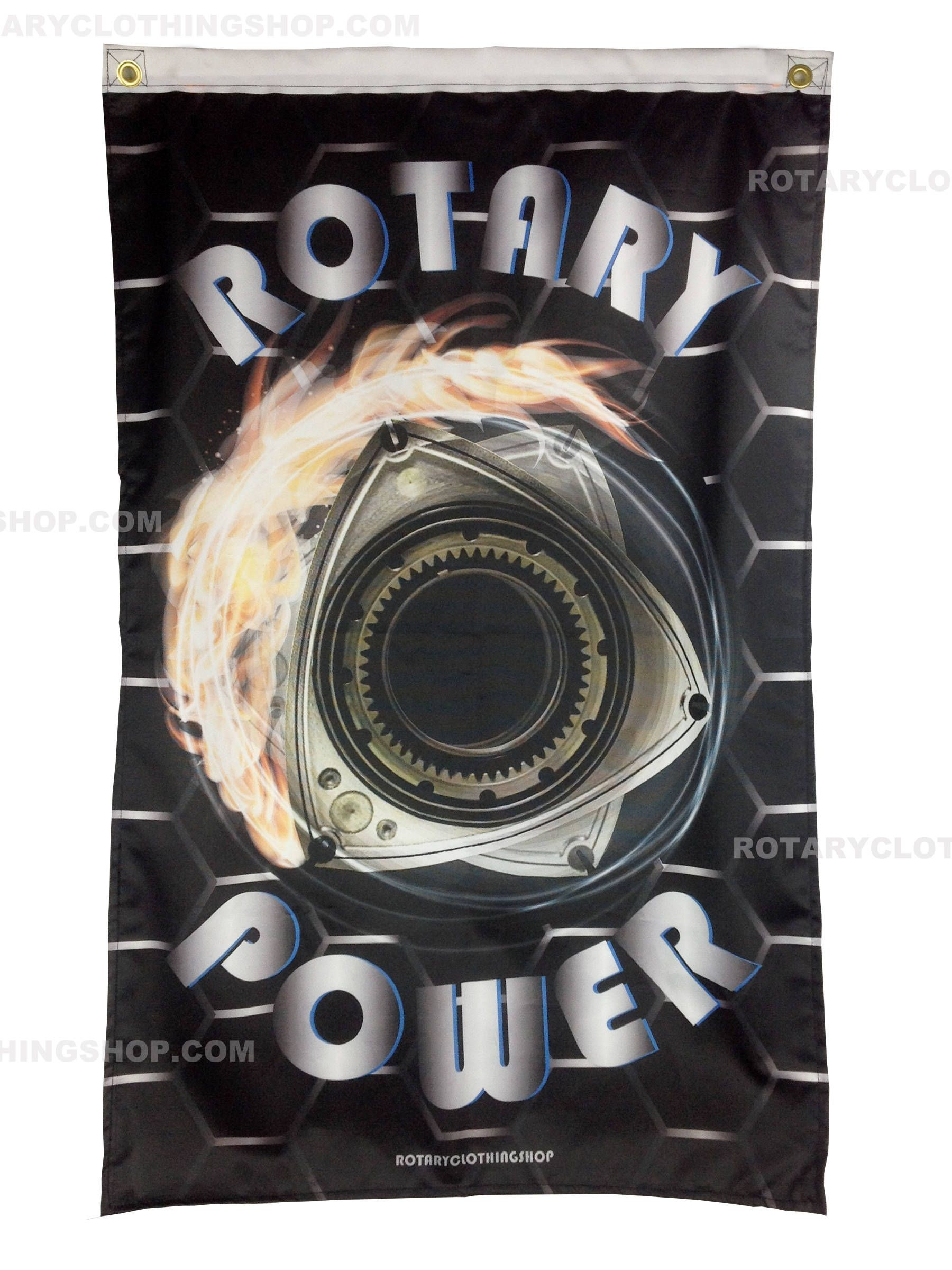 Rotary Motor Diagram Rotary Power Flag Wankel Banner Rotary Engine Limited Edition Of Rotary Motor Diagram