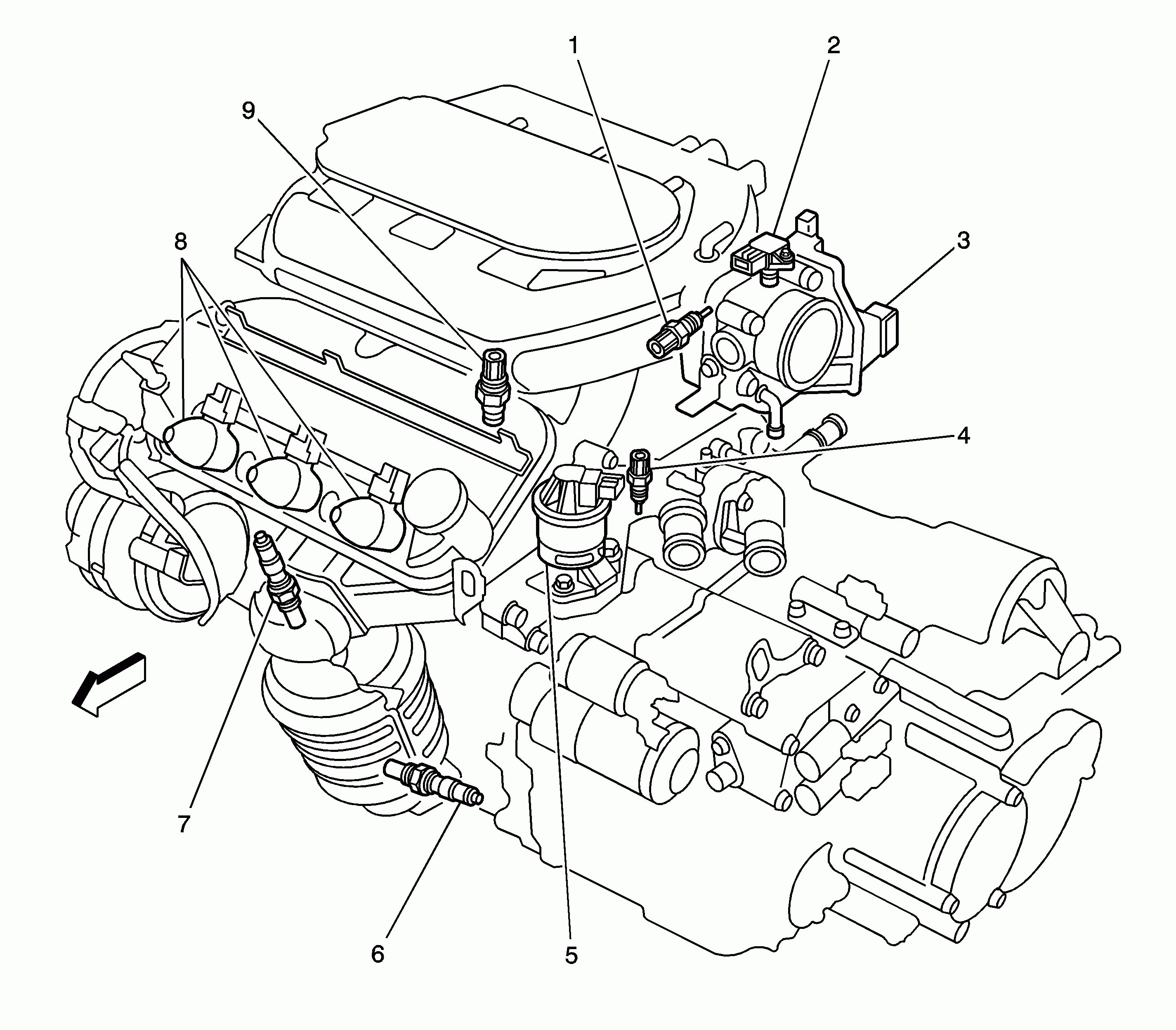 Saturn Outlook Engine Diagram Proform 390 Distributor Wiring Related Post